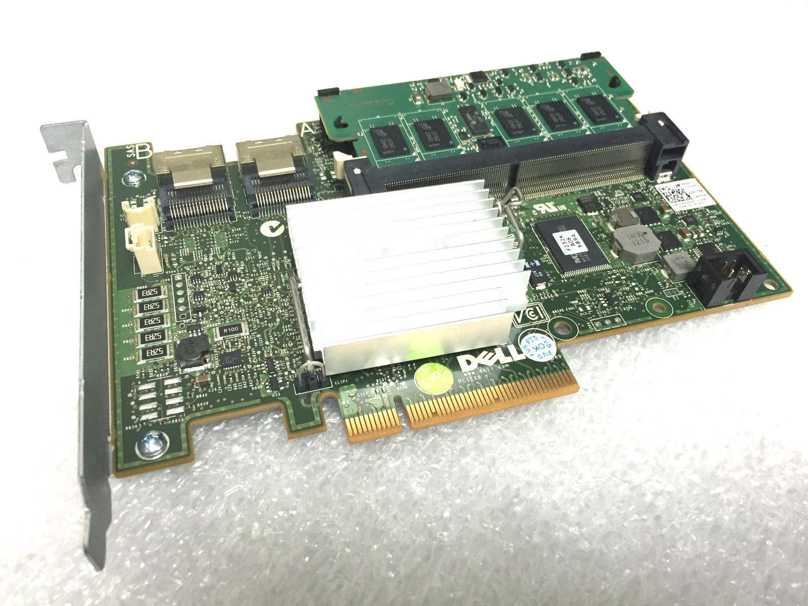 Dell PERC H700 512MB 6Gbps SAS/SATA Raid Controller (W56W0)