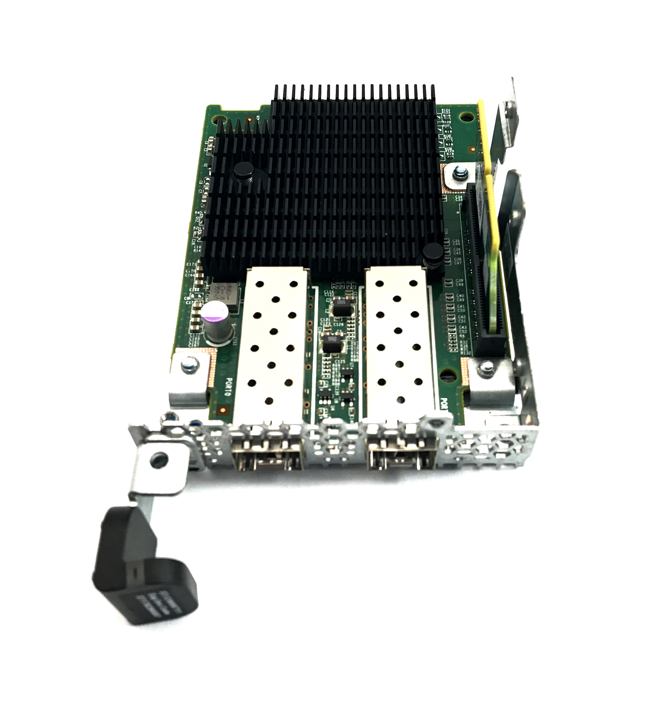 DELL 10GBE SFP PCI-E DUAL PORT MEZZANINE CARD FOR C6220 (X53DF)