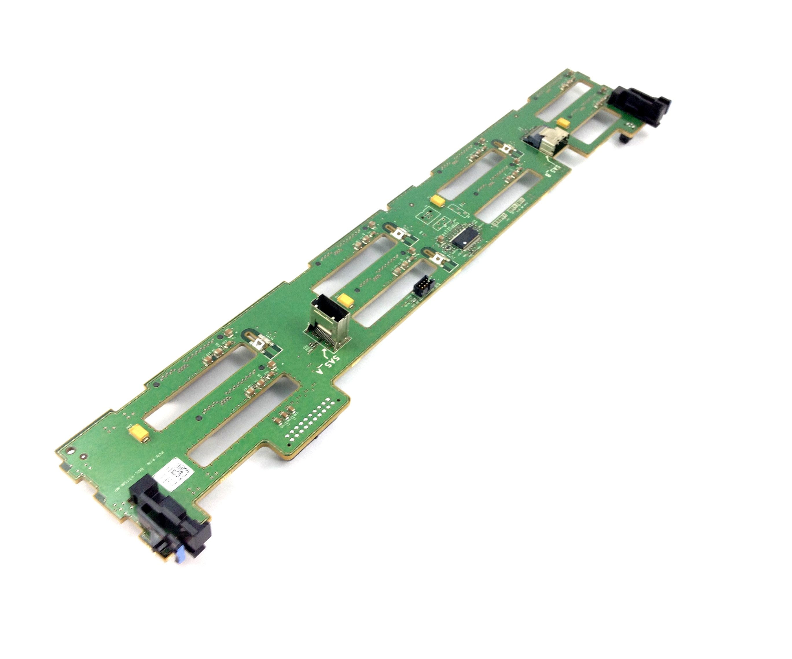 Dell PowerEdge R510 SAS SATA 8 Bay 3.5'' HDD Backplane (X836M)