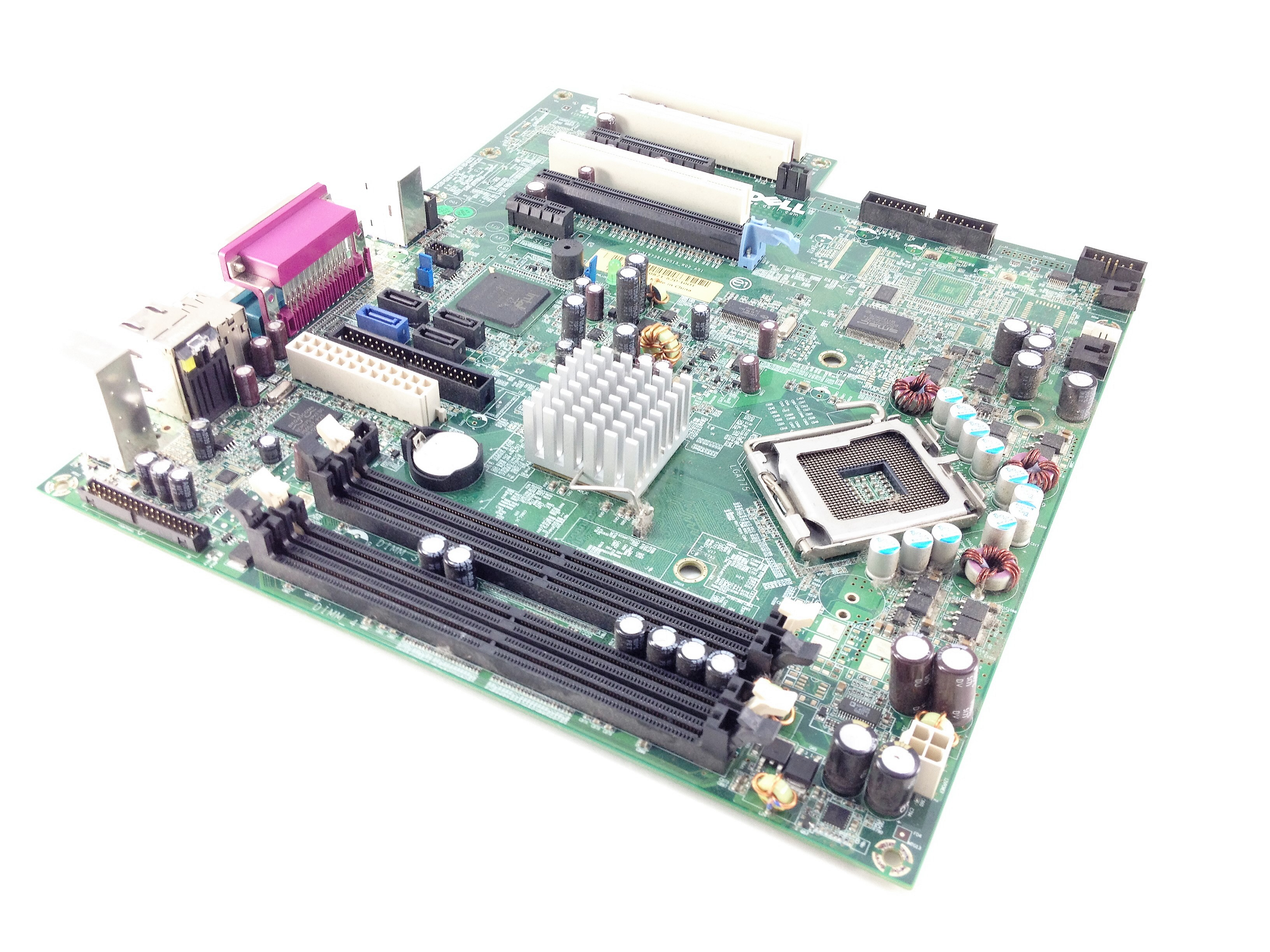 Dell Precision 380 System Board (XH407)
