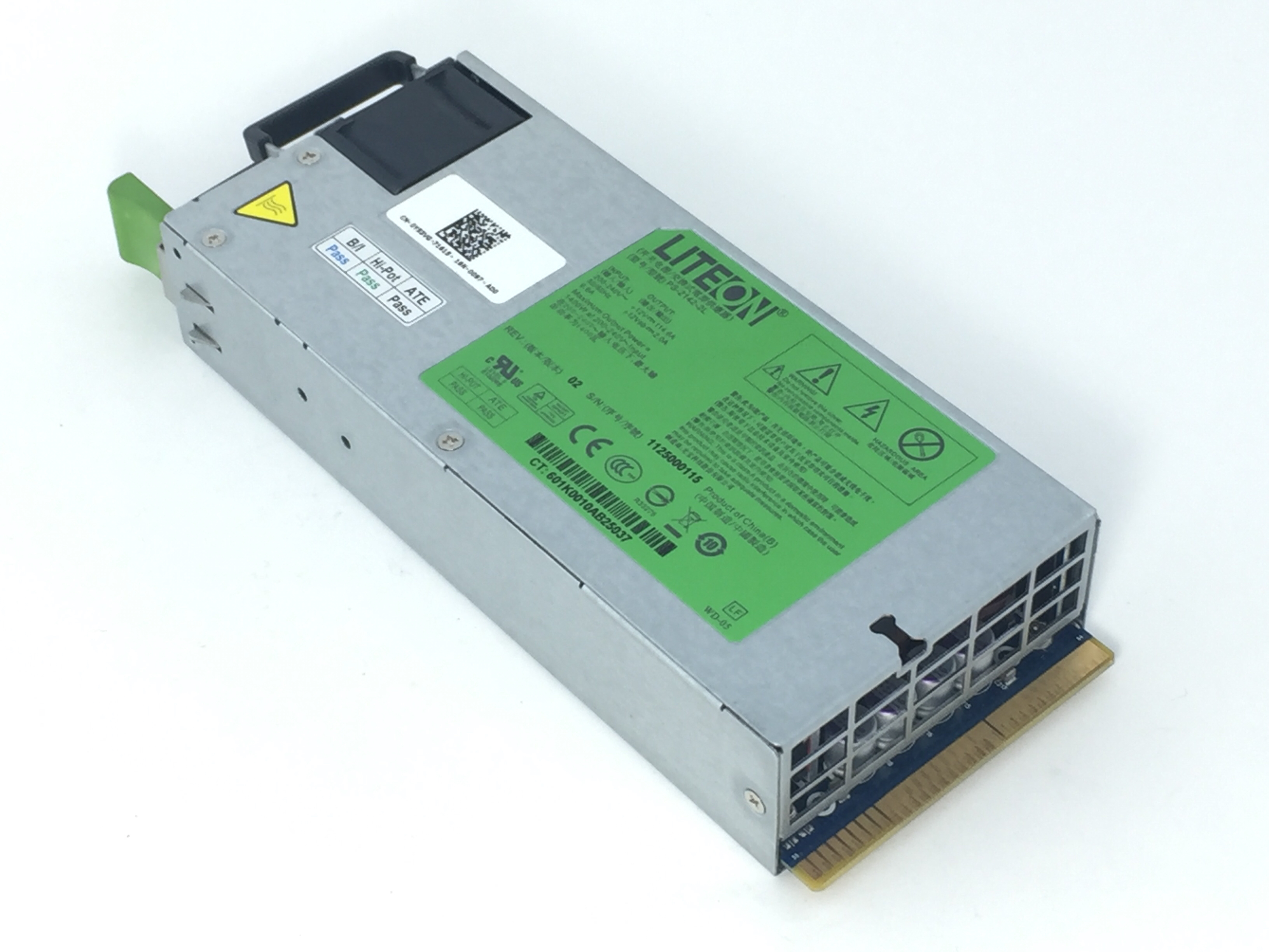 Dell PowerEdge C410X C6100 C6105 C6220 1400W Power Supply (Y53VG)