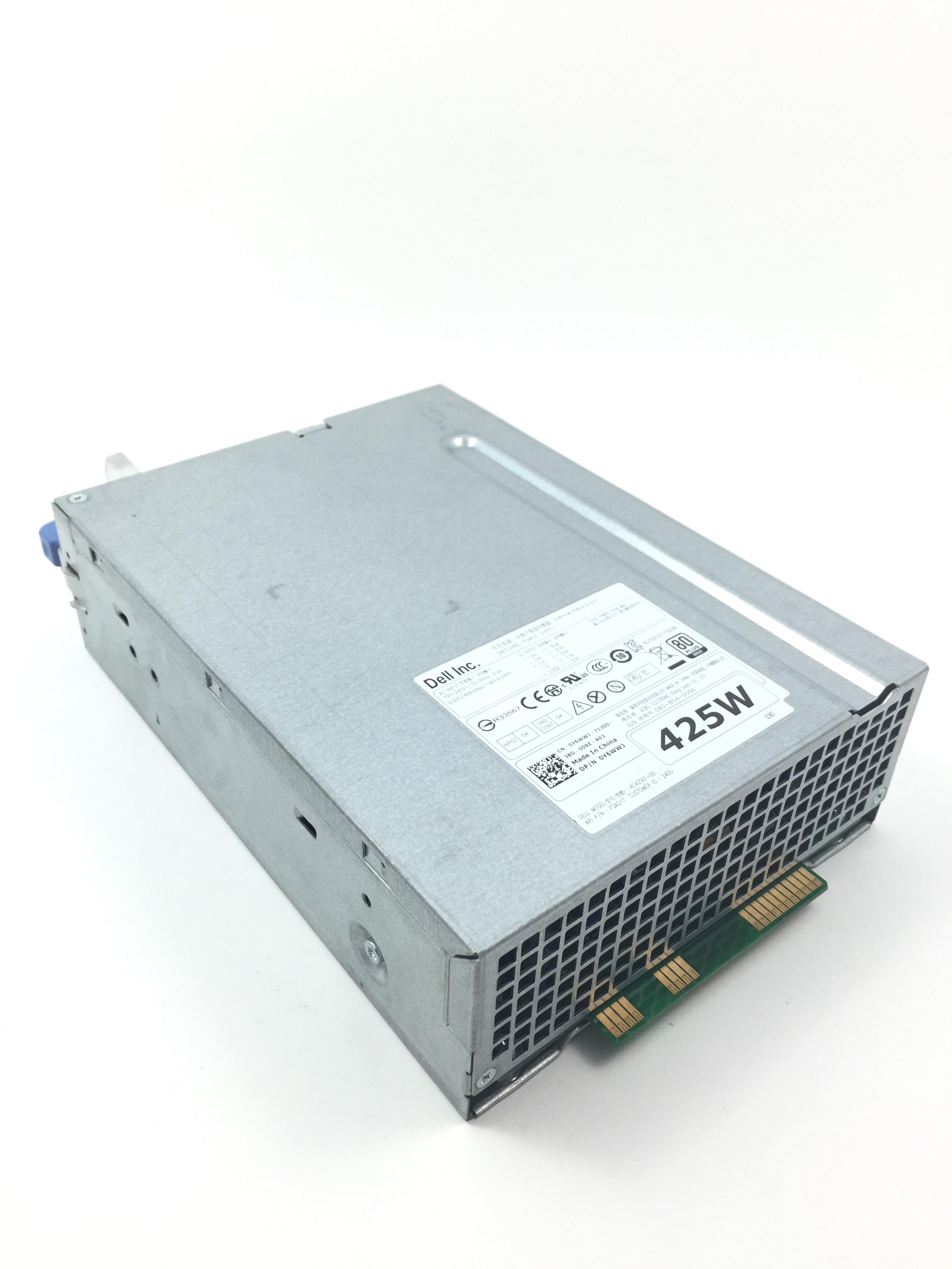 Dell Precision T3600 425W Redundant Power Supply (Y6WWJ)