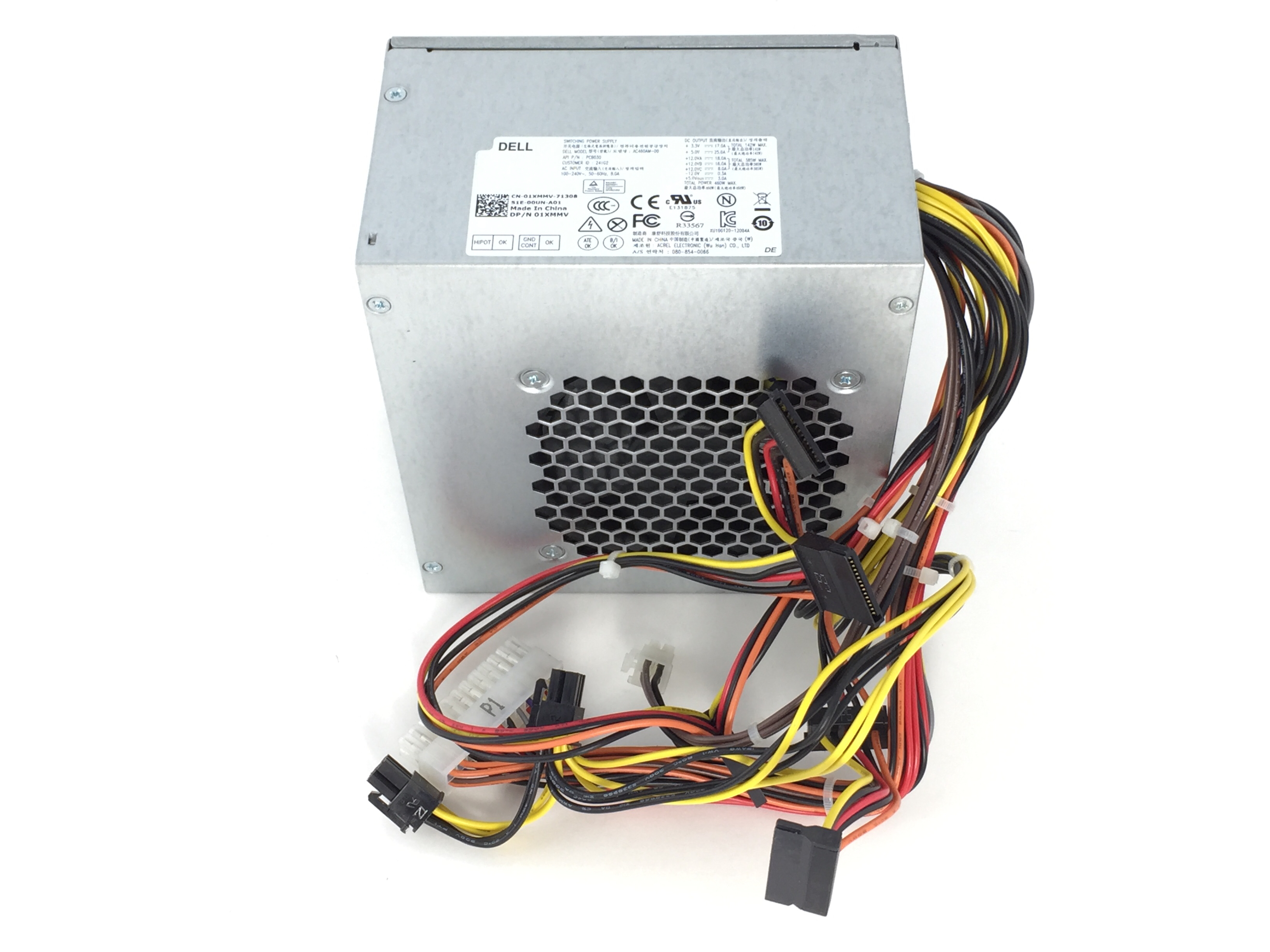 Dell Ac460Am-00 Xps 8700 460W Power Supply (1XMMV)