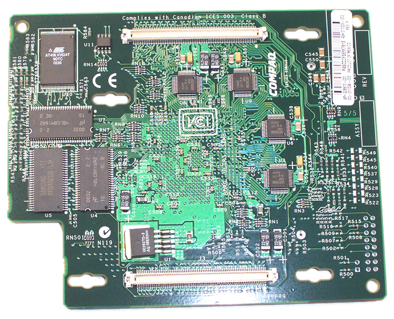 HP Compaq Smart Array 5I Raid Controller (228510-001)