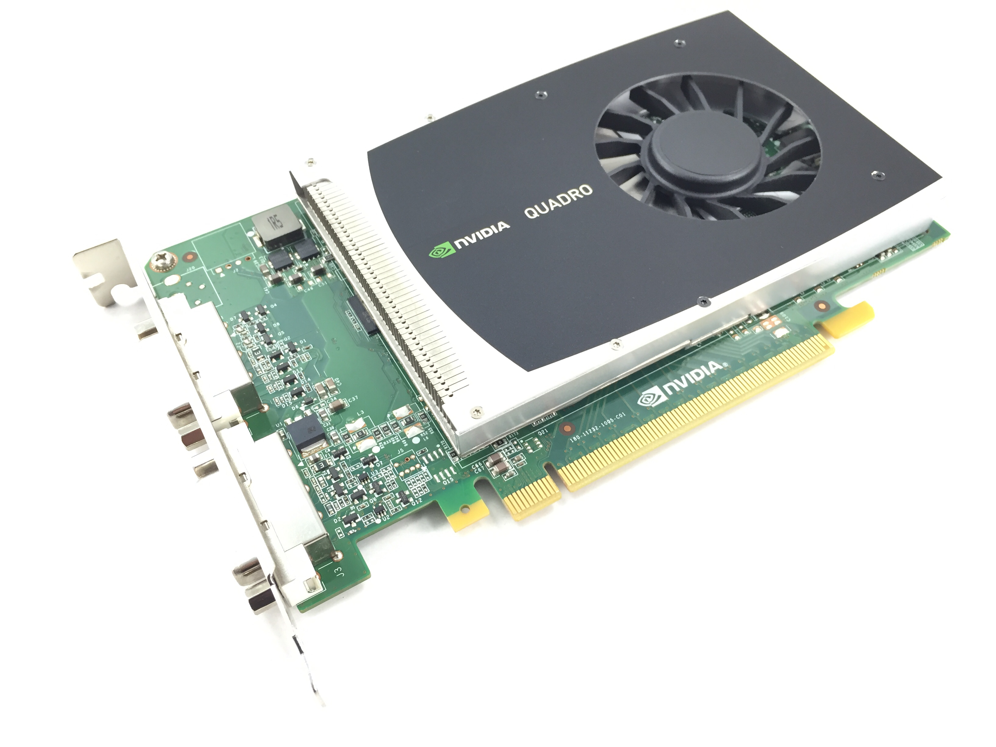 IBM NVIDIA QUADRO 2000 D 1GB GDDR5 PCI-E GRAPHICS CARD (03T8418)