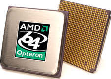 AMD Opteron Model 246 2.0 GHz (1 MB L2 Cache) Kit Processor (25R8891)