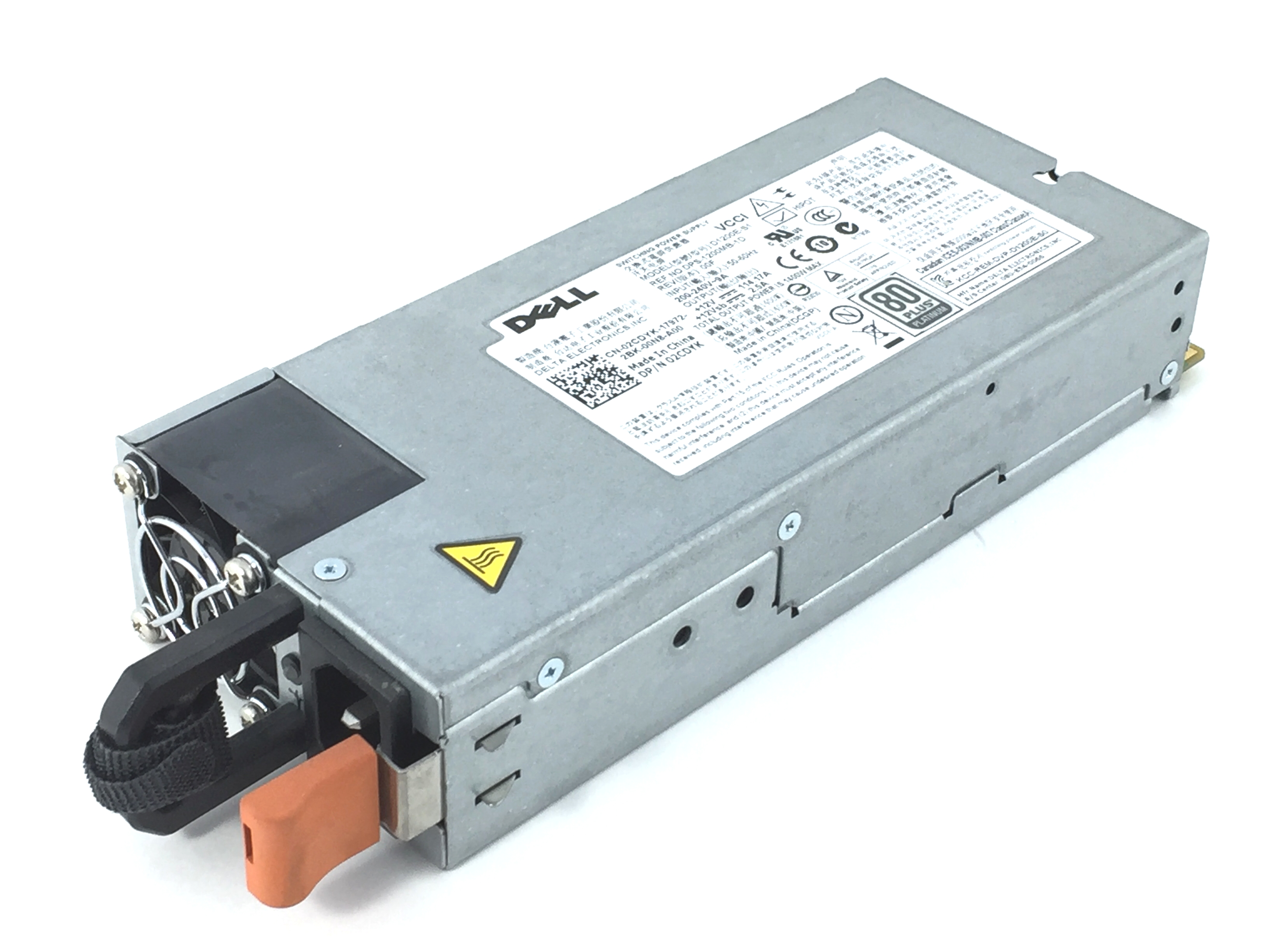 DELL POWEREDGE  C6145 / C6220 1400W REDUNDANT POWER SUPPLY (2CDYK)