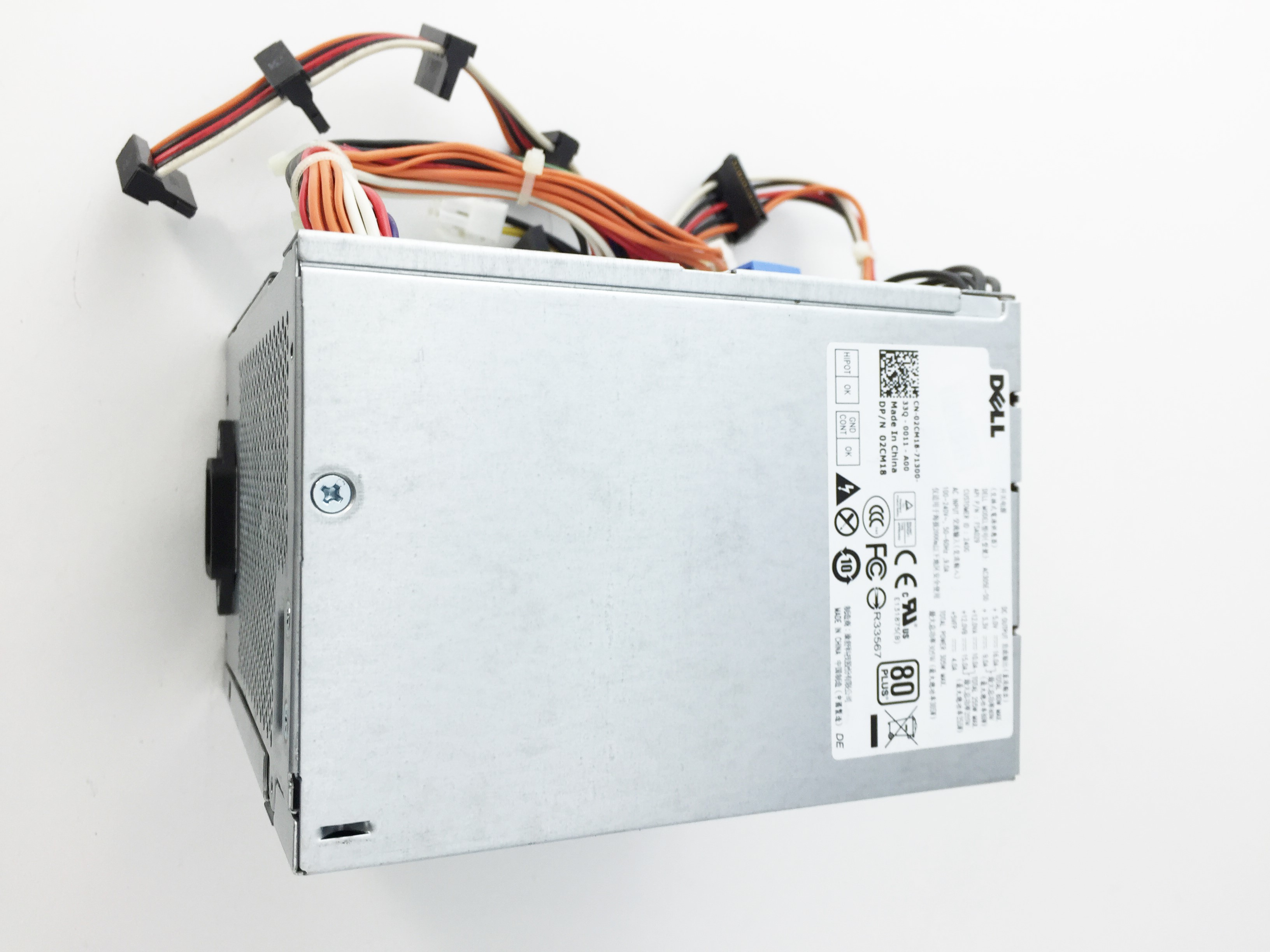 Dell PowerEdge T110 II 305W Power Supply (2CM18)