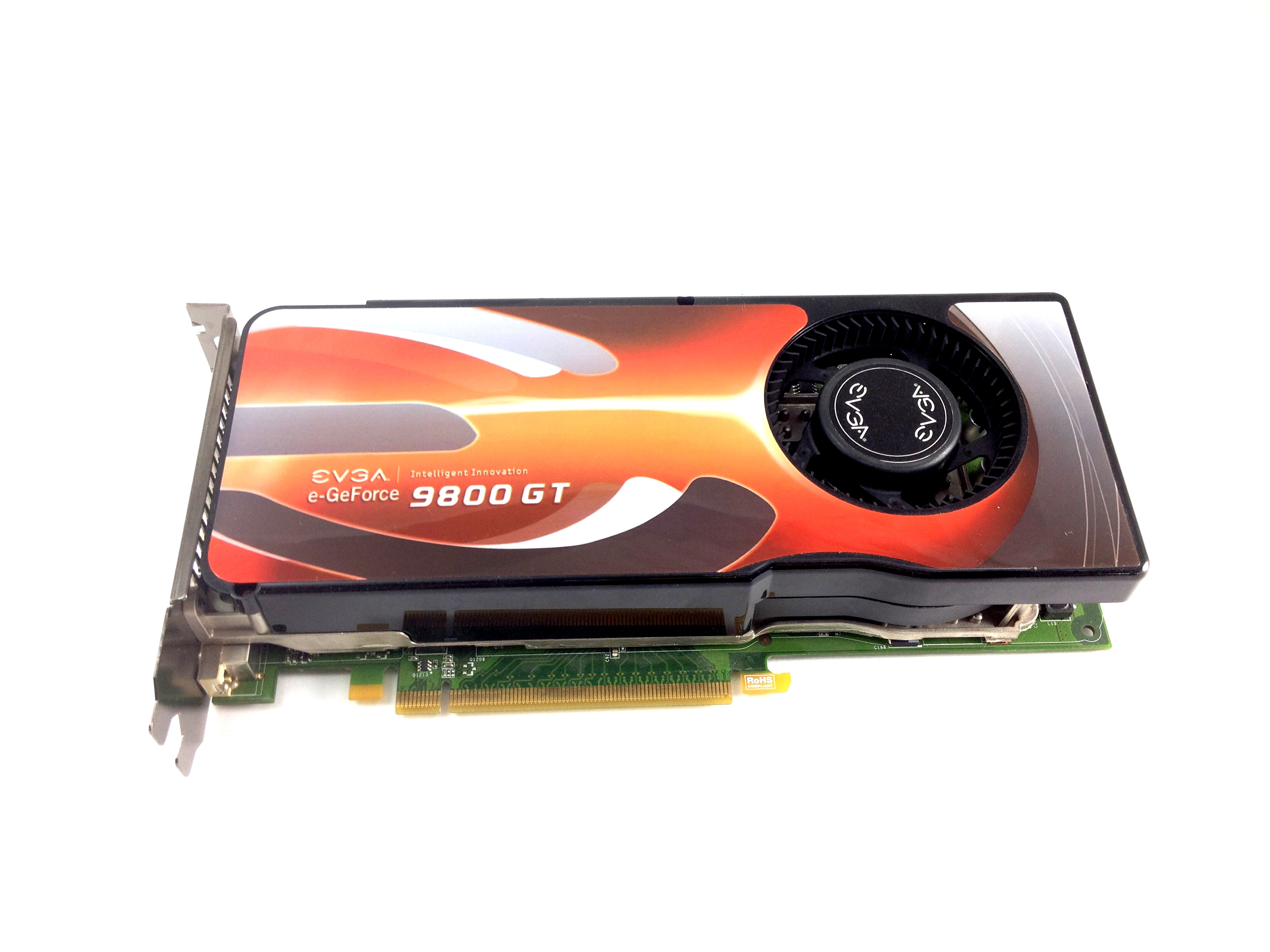 Dell EVGA Nvidia GeForce 9800 Gt 512MB DDR3 PCI-E Video Card (2CPXM)