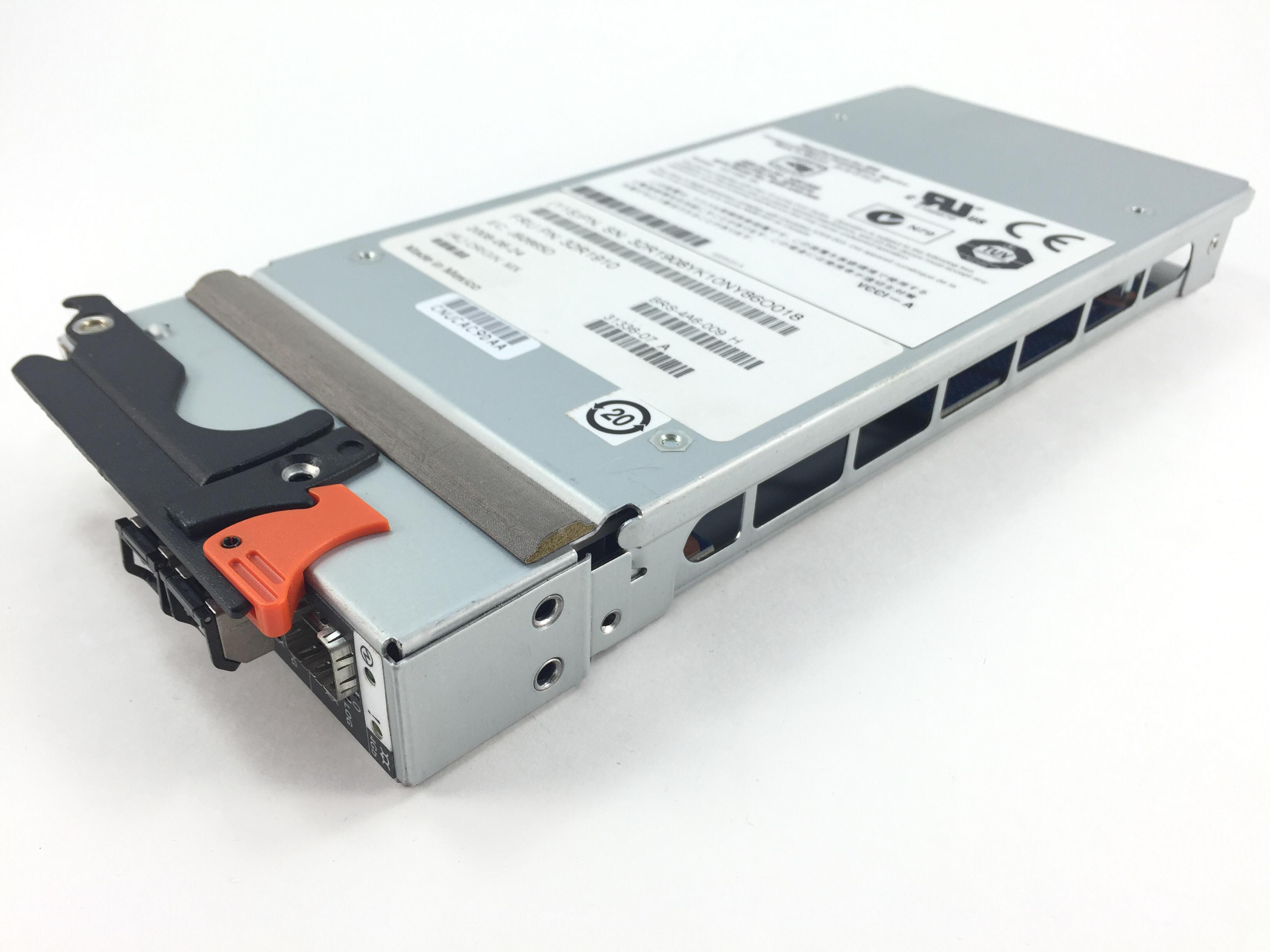 IBM Qlogic 4GB 10 Ports Fiber Channel San Switch Module (32R1910)