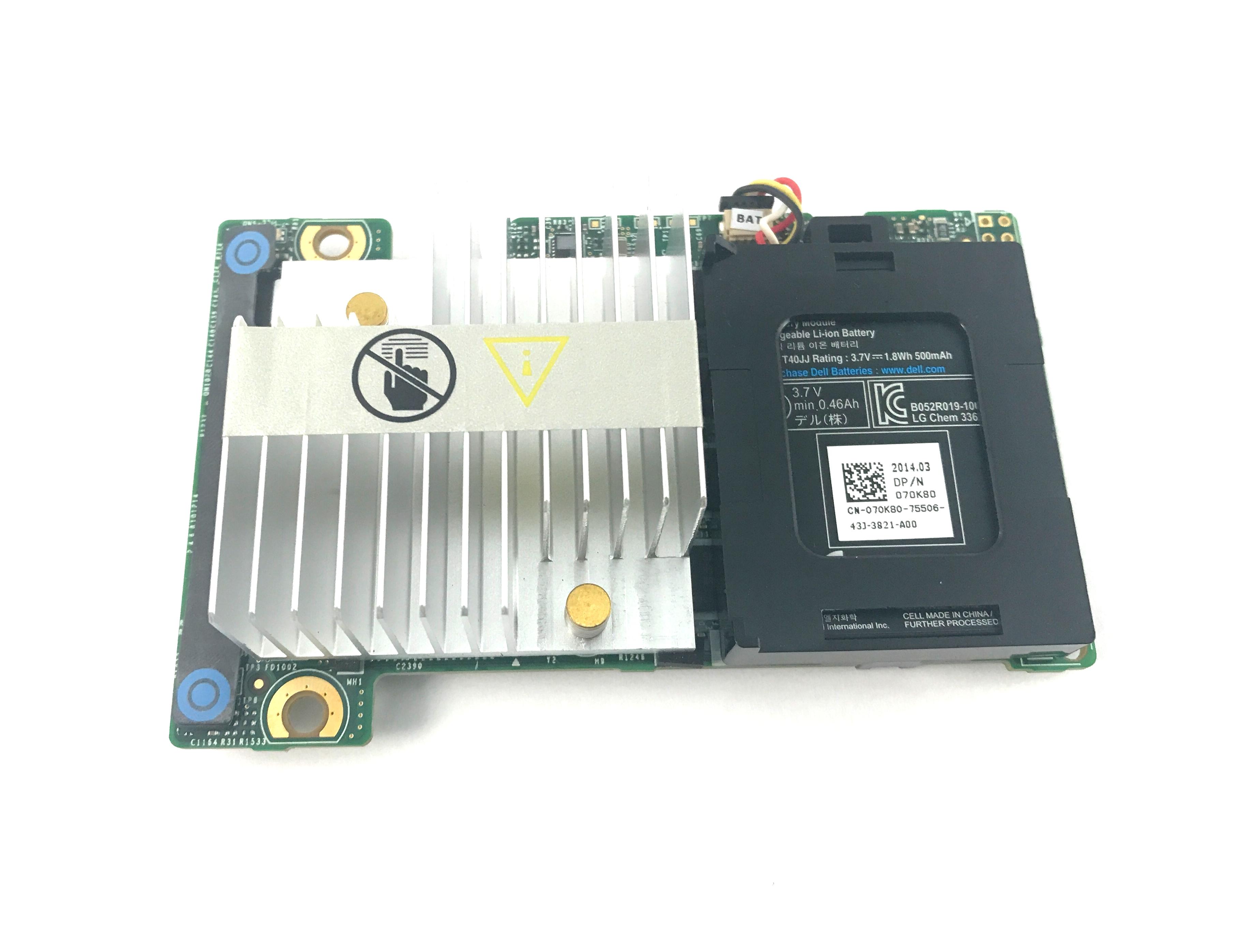 DELL PERC H710P MINI MONO 6GBPS 1GB RAID CONTROLLER (342-3536)