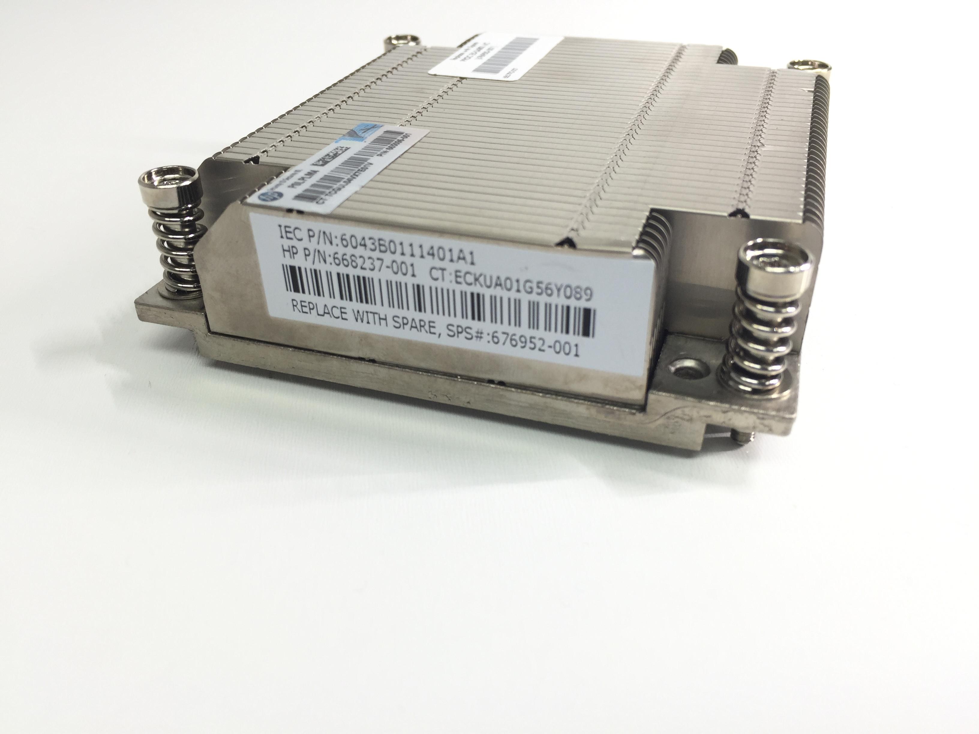 HP Proliant DL360E G8  Heatsink (676952-001)
