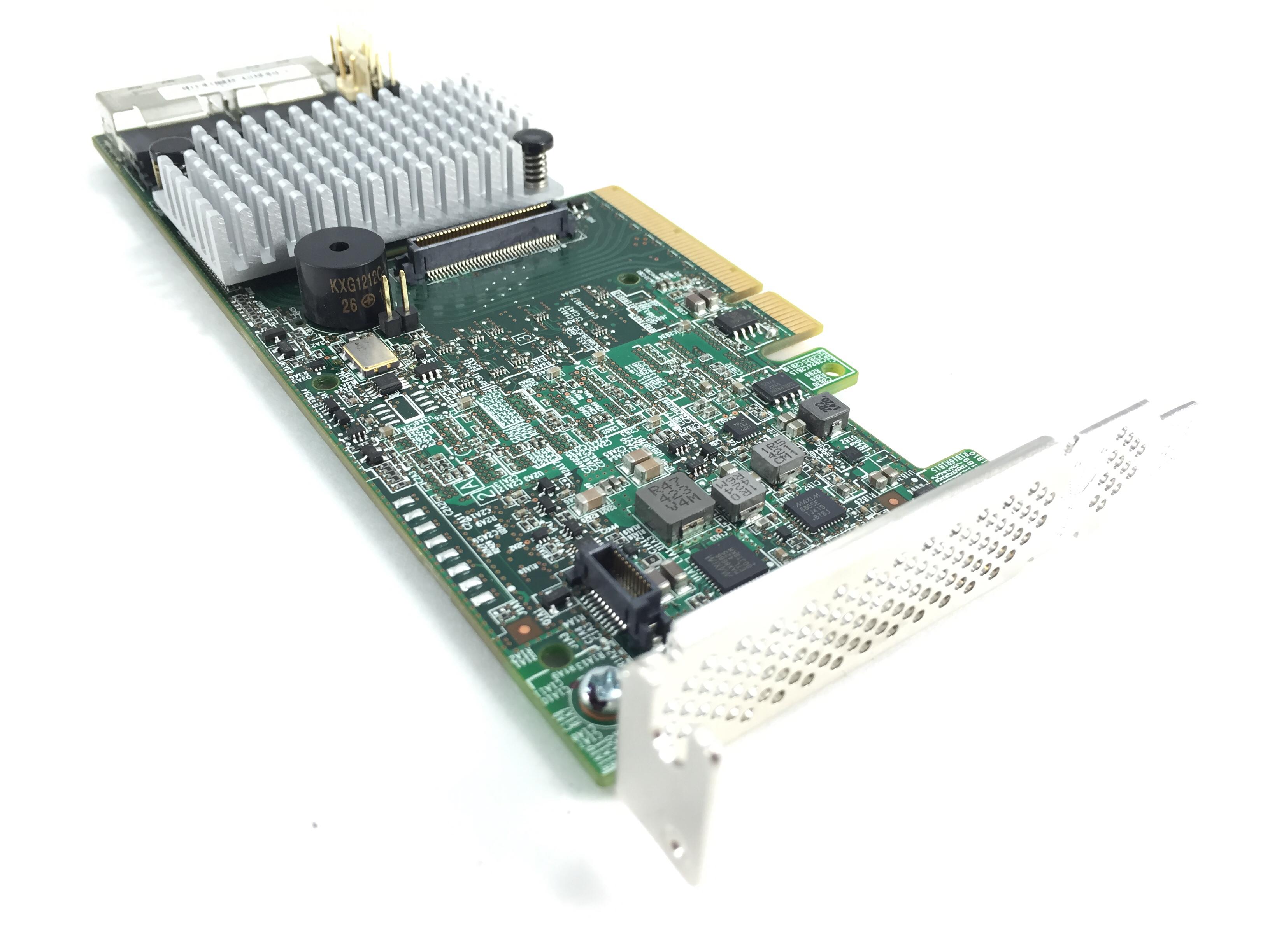LSI Megaraid 9271-8I 8-Port 6Gb/s SATA SAS PCI-E Raid Controller (9271-8I)