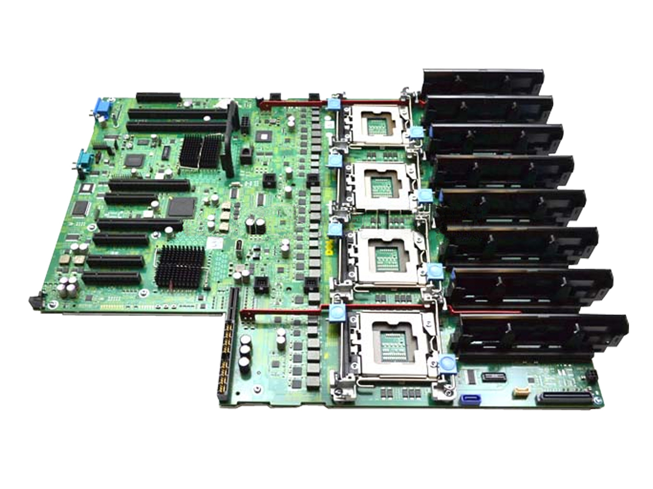 Dell PowerEdge R910 Server V1 System Board (P658H)