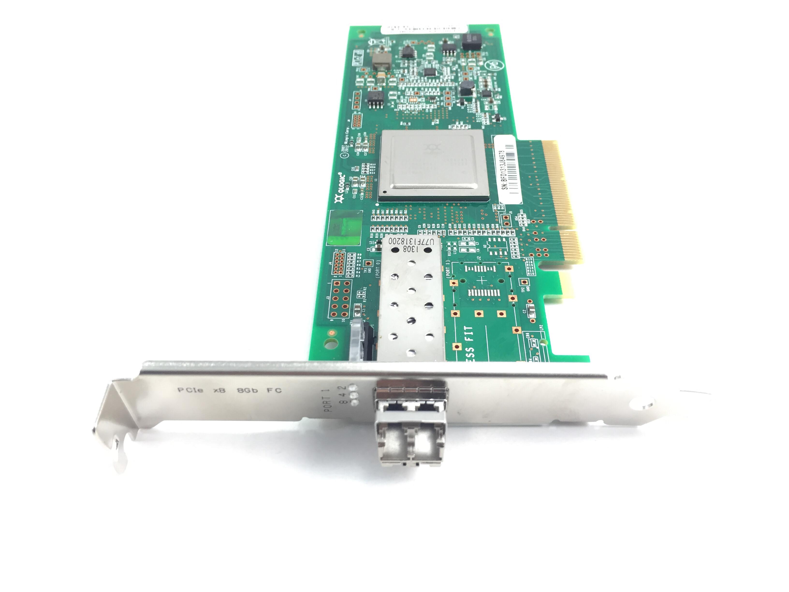 DELL QLOGIC QLE2560 8GB/S SINGLE PORT FIBER CHANNEL HOST BUS ADAPTER (R1N53)