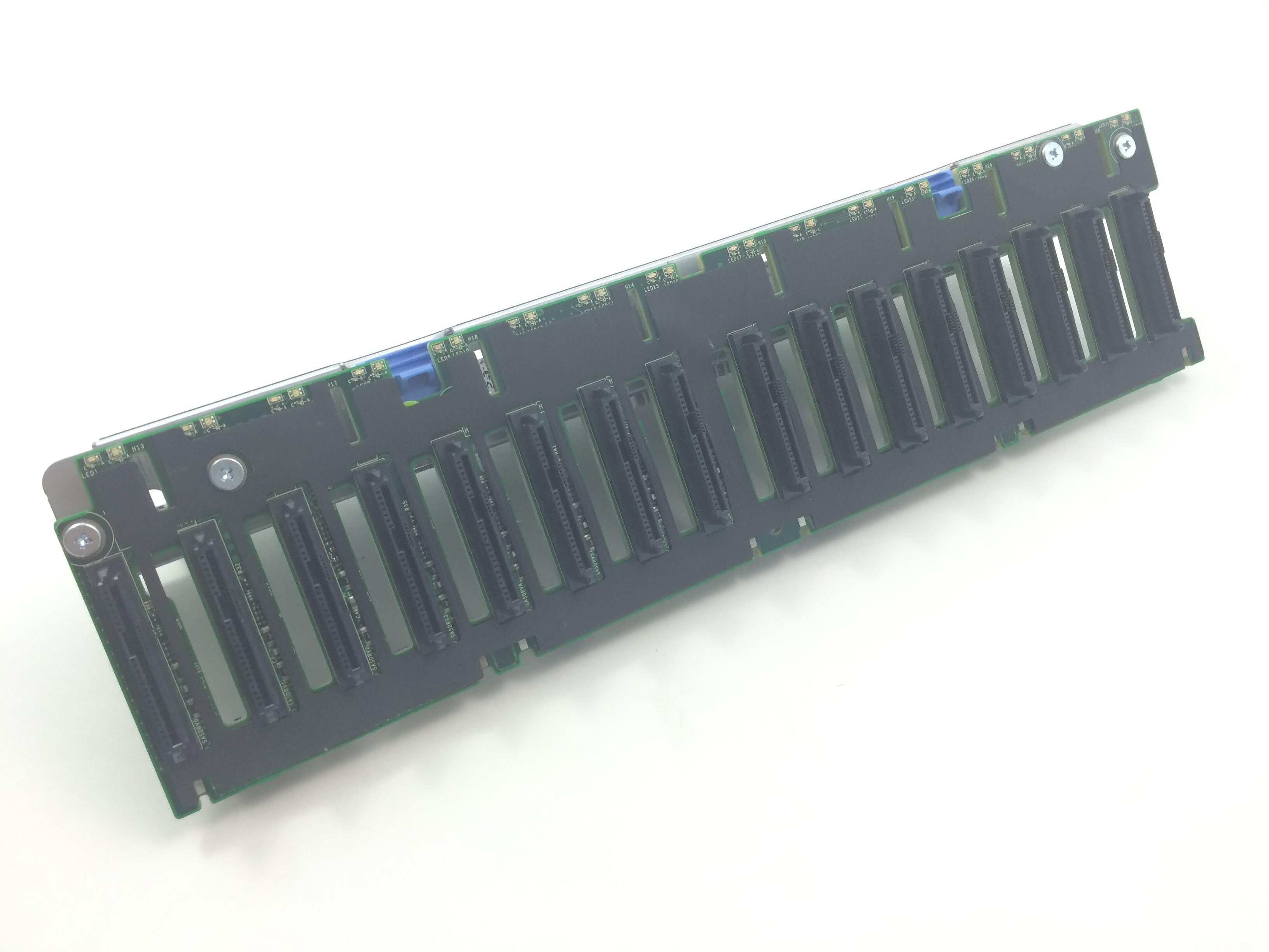 Dell PowerEdge R720 R820 2.5'' X 16 SFF HDD Bay Backplane (8JR0H)