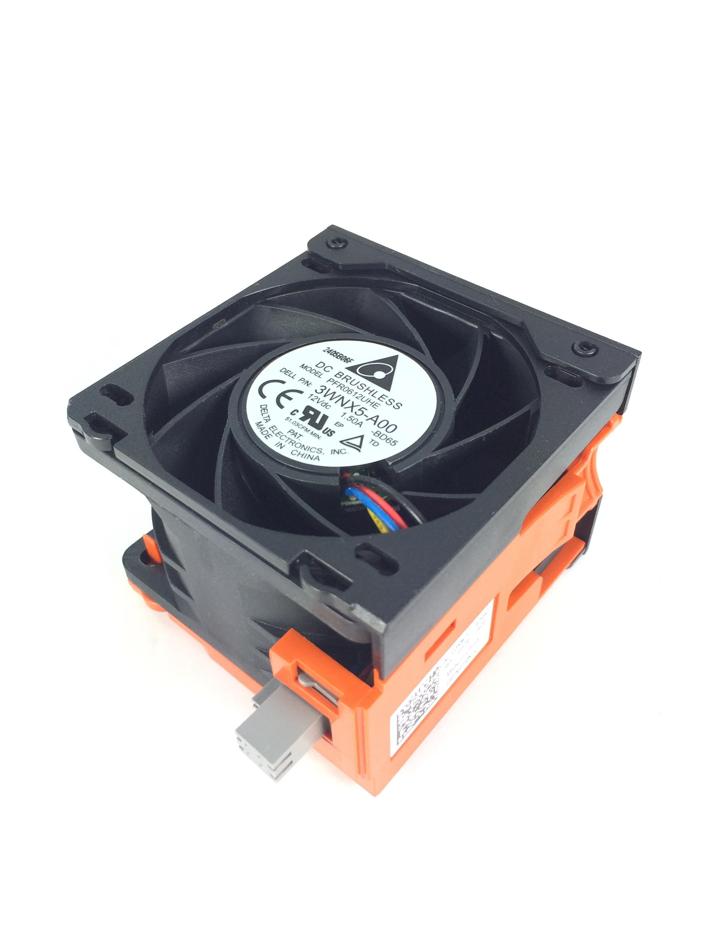 Dell PowerEdge R720 R720Xd Sc8000 Hot Swap CPU Cooling Fan (3RKJC)