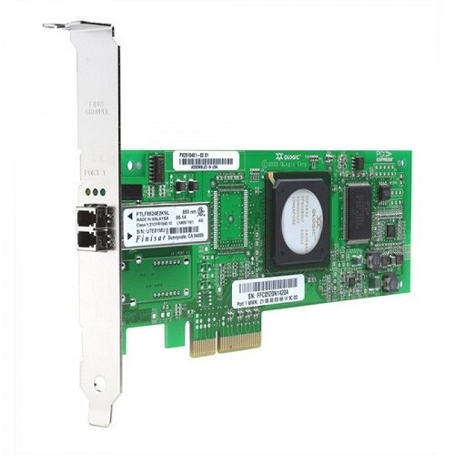HP QLE2560 81Q 8GB 1-Port FC HOST BUS ADAPTER (489190-001)