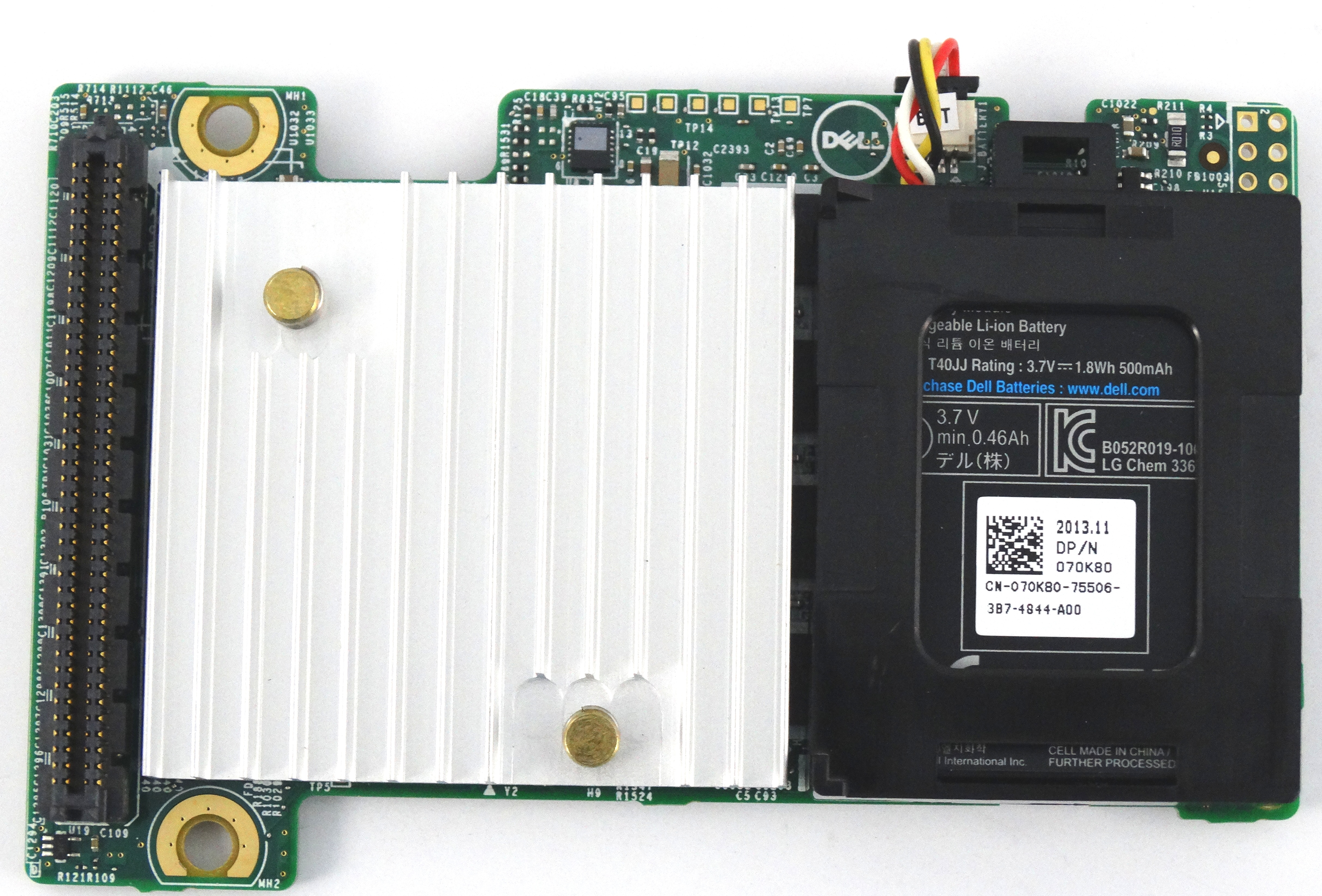 Dell PERC H710 512MB Mini Blade Raid Controller (62P9H)