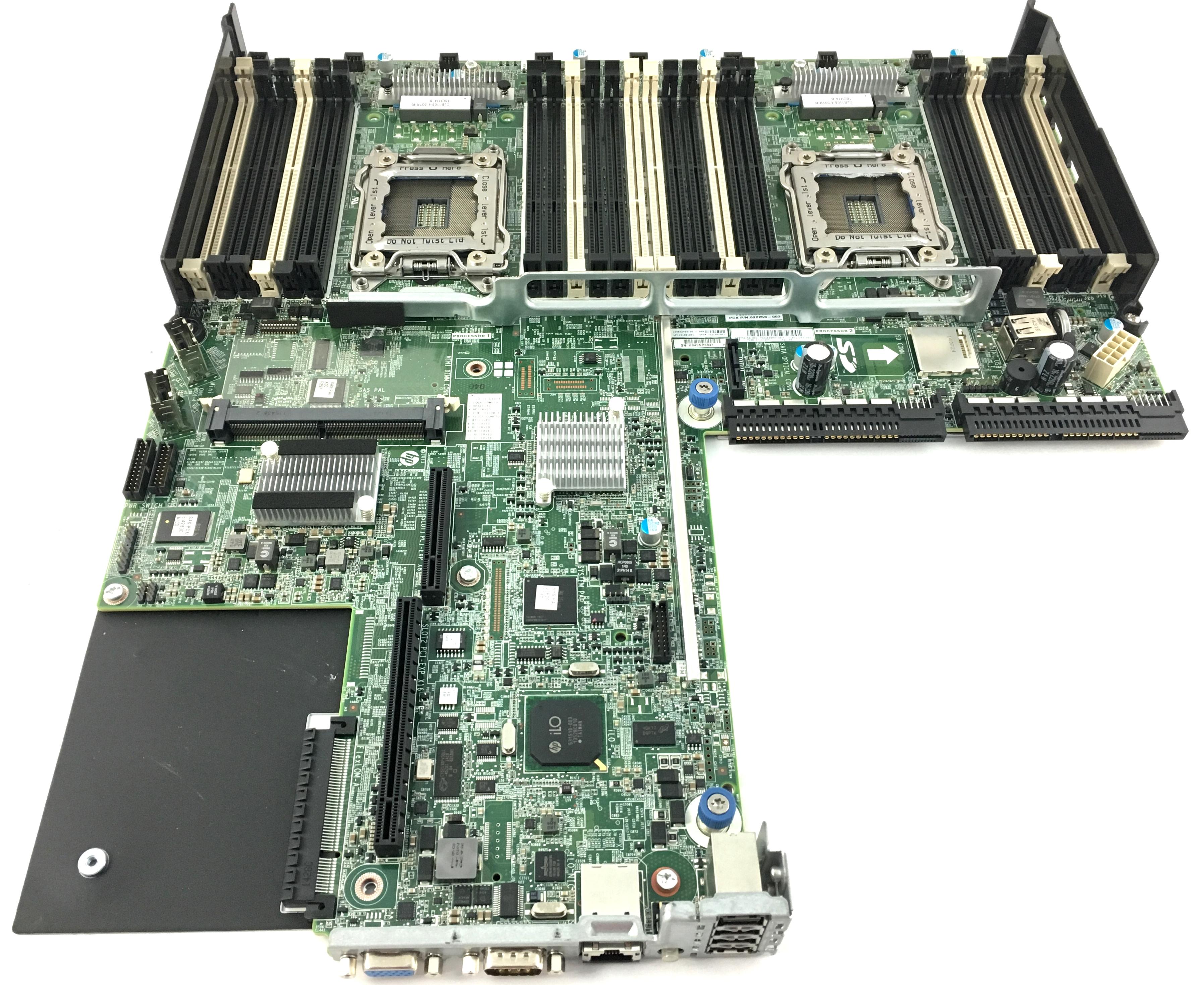 HP Proliant DL360P G8 V2 System Board (732150-001)