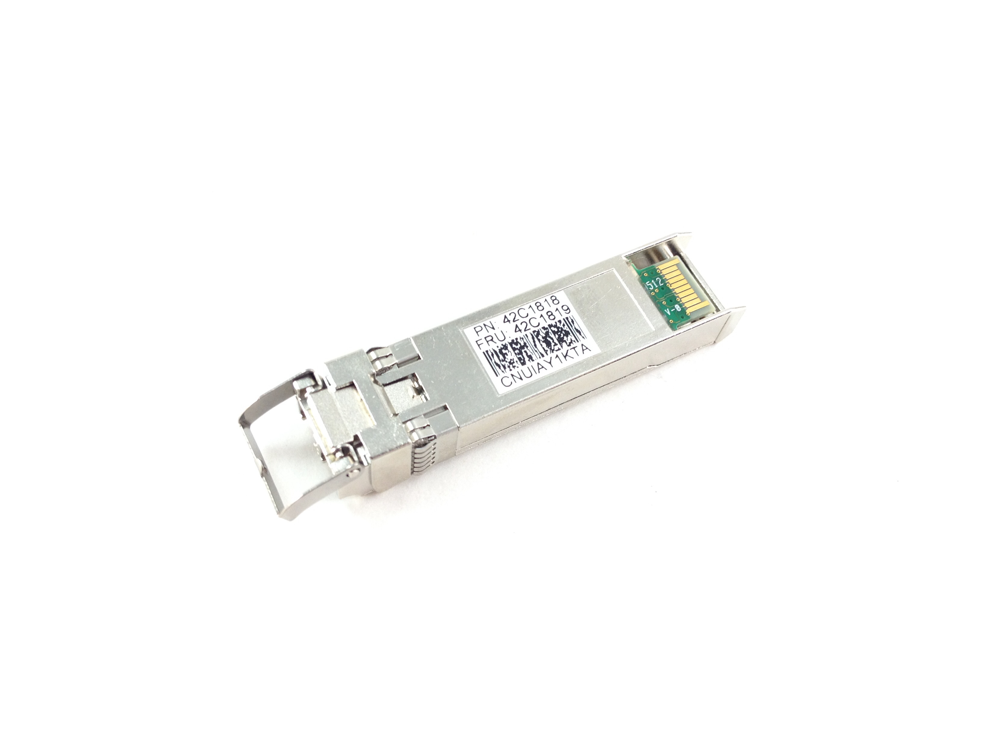IBM Brocade 10 Gigabit SFP+ Sr Optical Transceiver (42C1819)