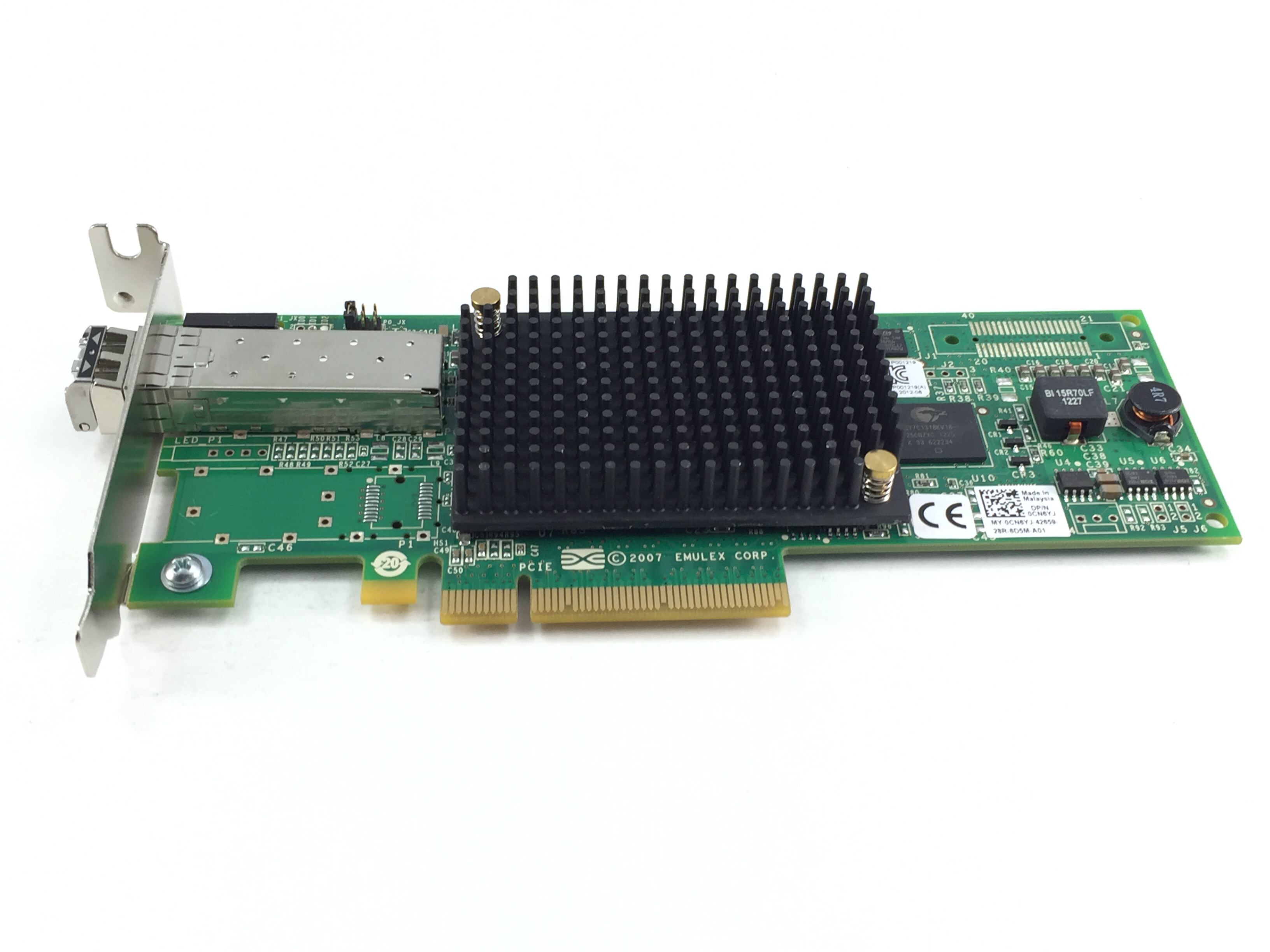 DELL LPE1200E 8GB SINGLE PORT PCI-E HOST BUS ADAPTER (CN6YJ)