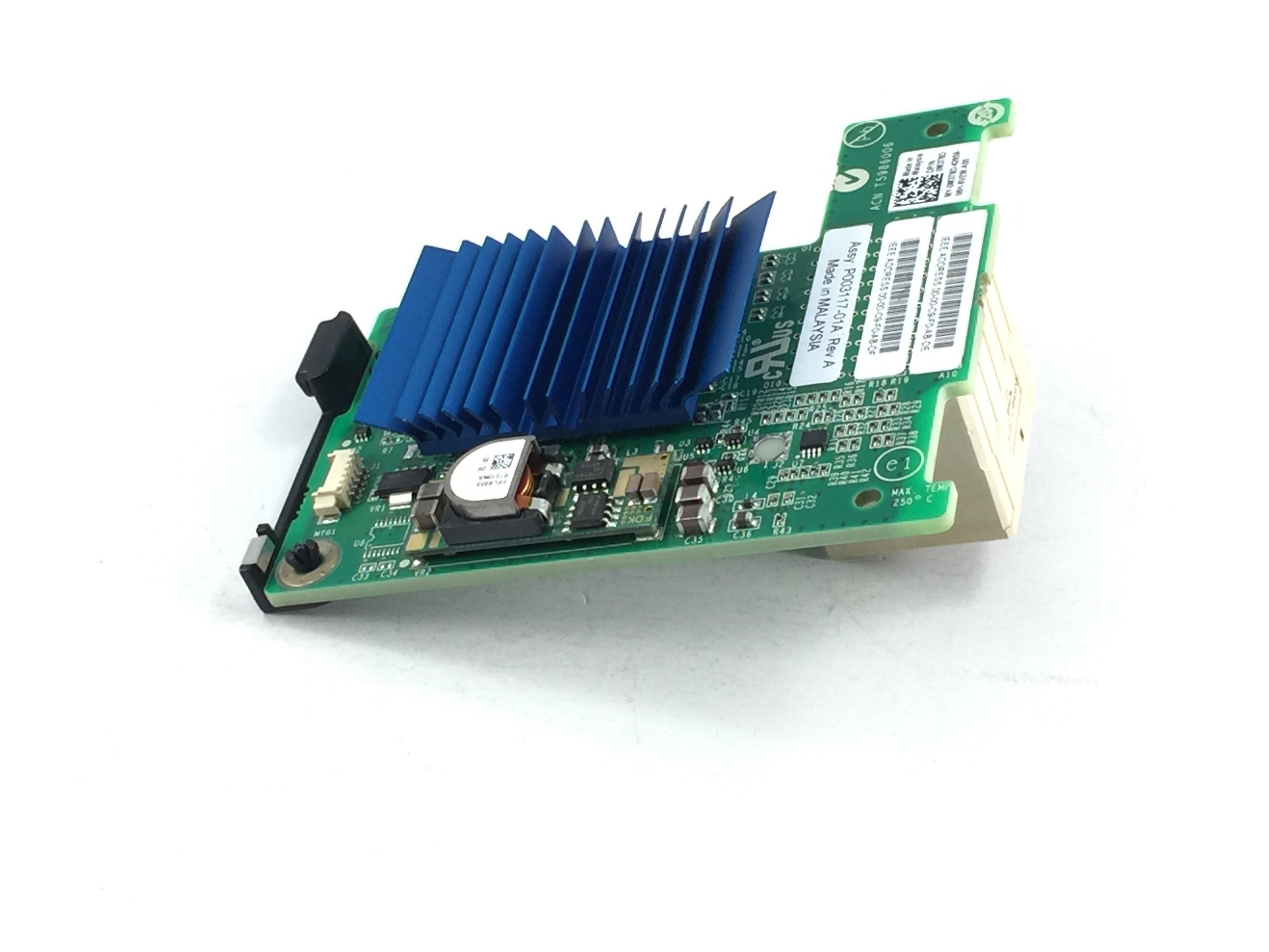 Dell Emulex Lpe1205 8Gbps Fibre Channel Mezzanine Card (M378D)