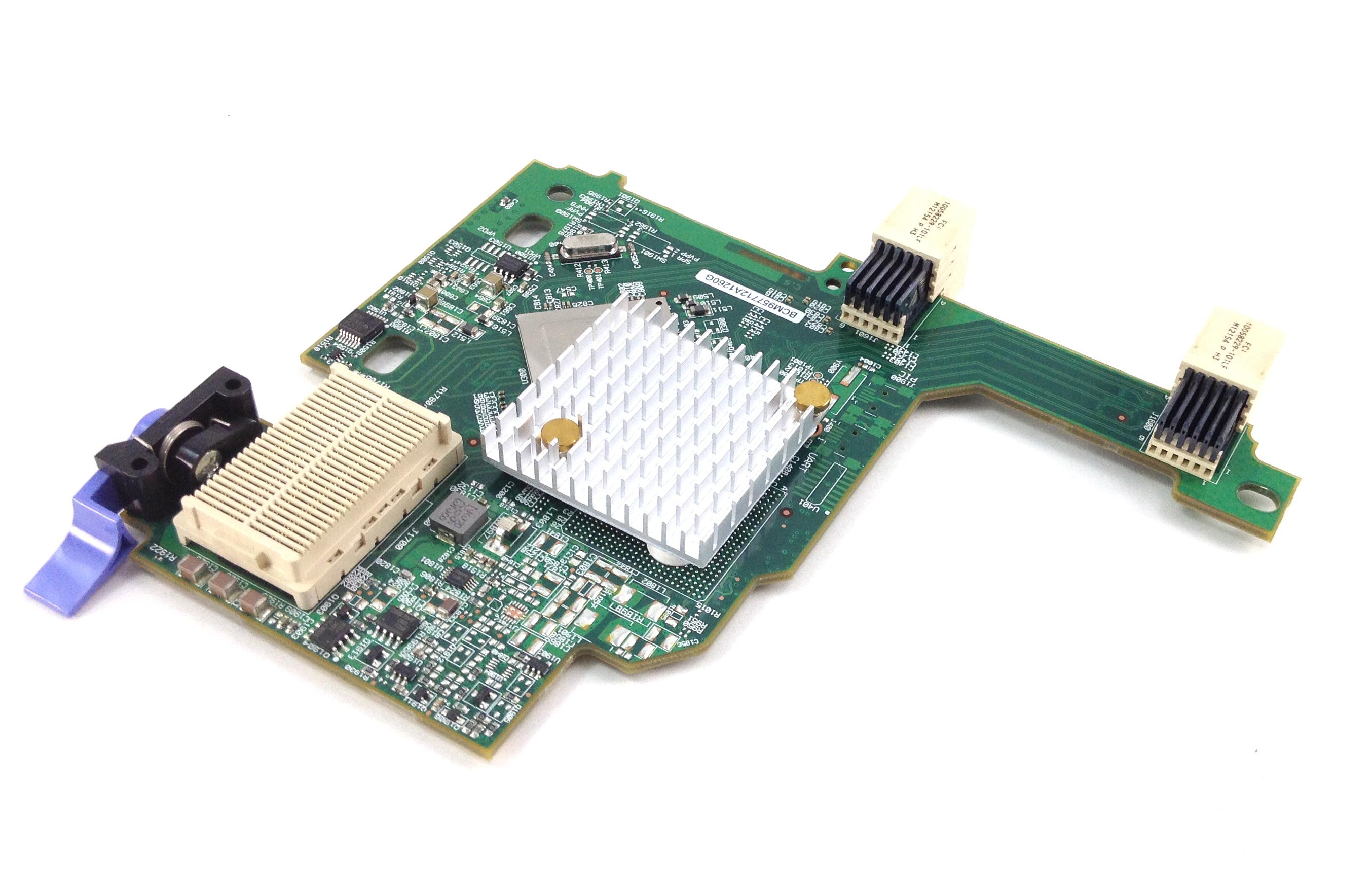 IBM Broadcom 10GB Gen2 Dual Port Ethernet Expansion Card (90Y9337)
