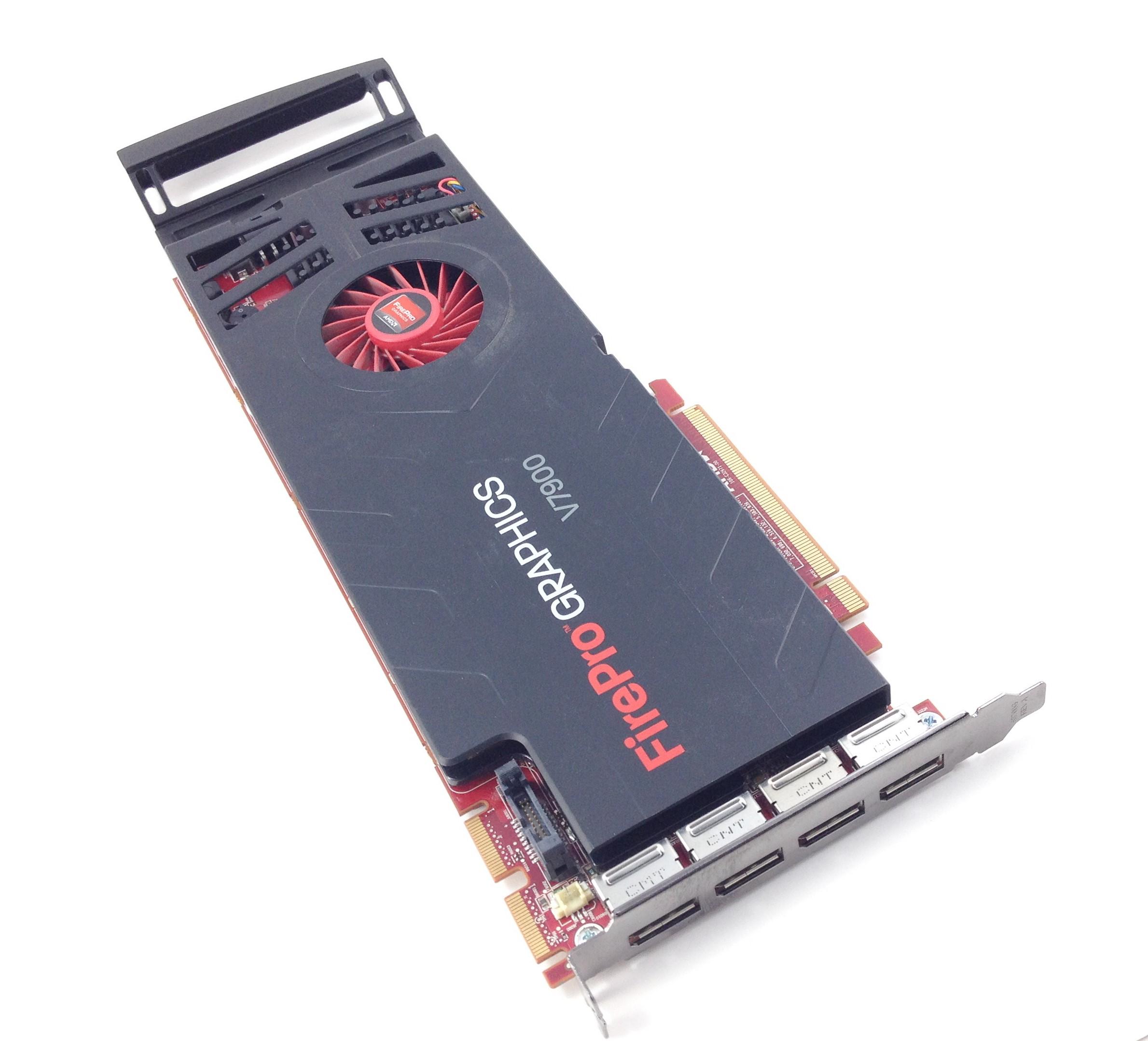 HP AMD FirePro V7900 PCI-E 2.1 X 16 2GB Video Card 653329-001 (654596-001)