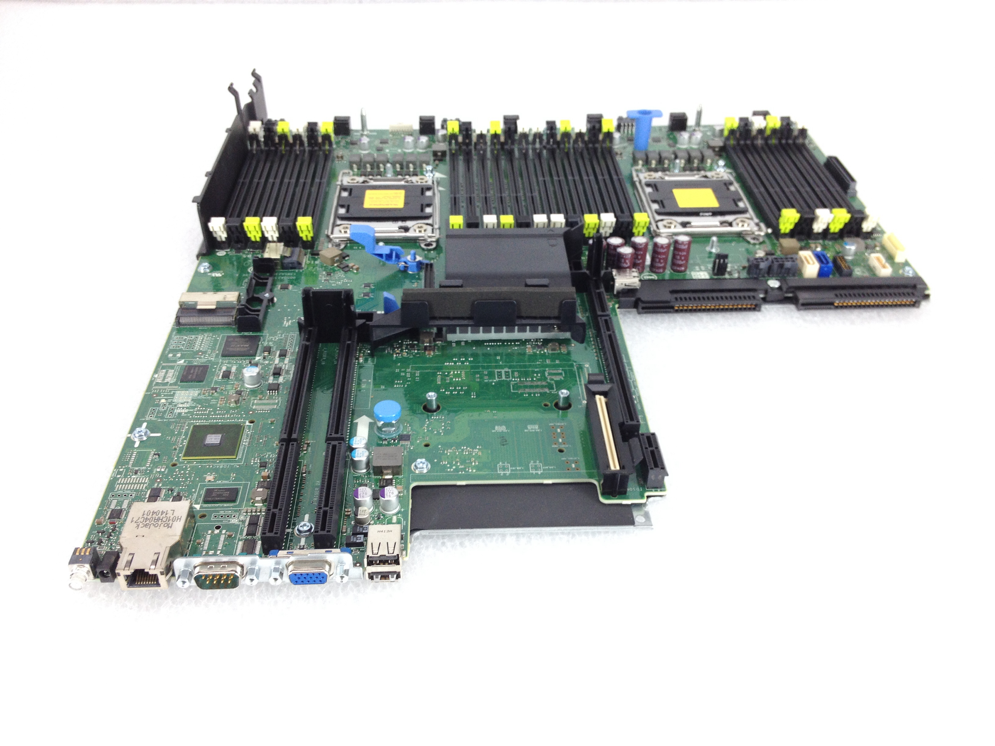 Dell PowerEdge R720 24 DIMMs Dual Socket LGA2011 System Board (X3D66)