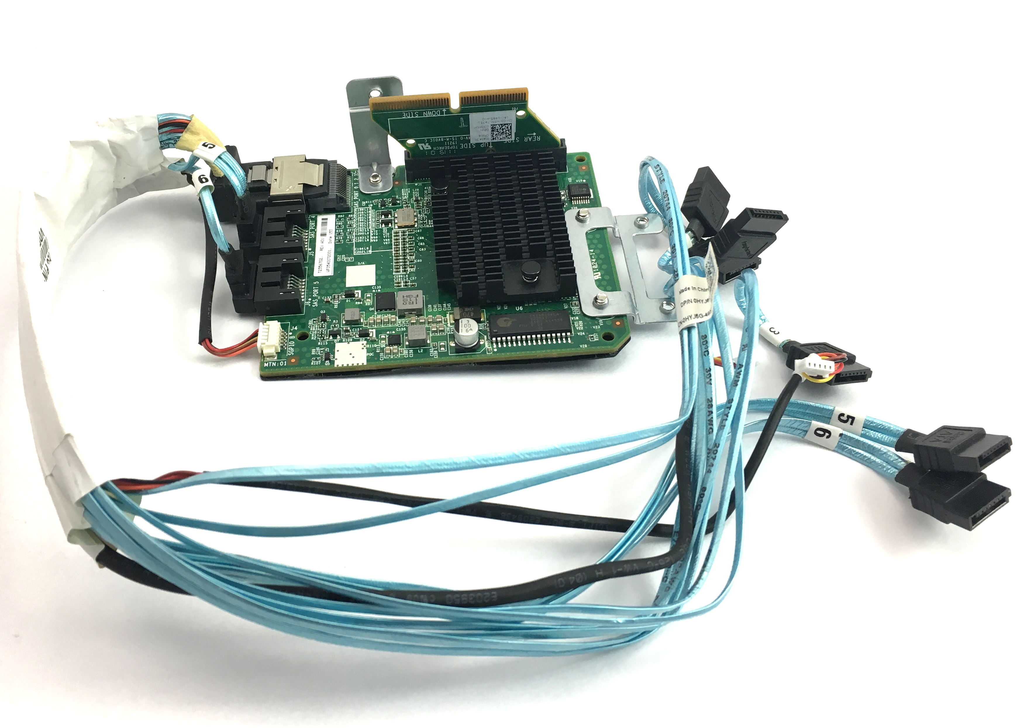 DELL LSI SAS 2008 6GBPS MEZZANINE CONTROLLER CARD (XX2X2)