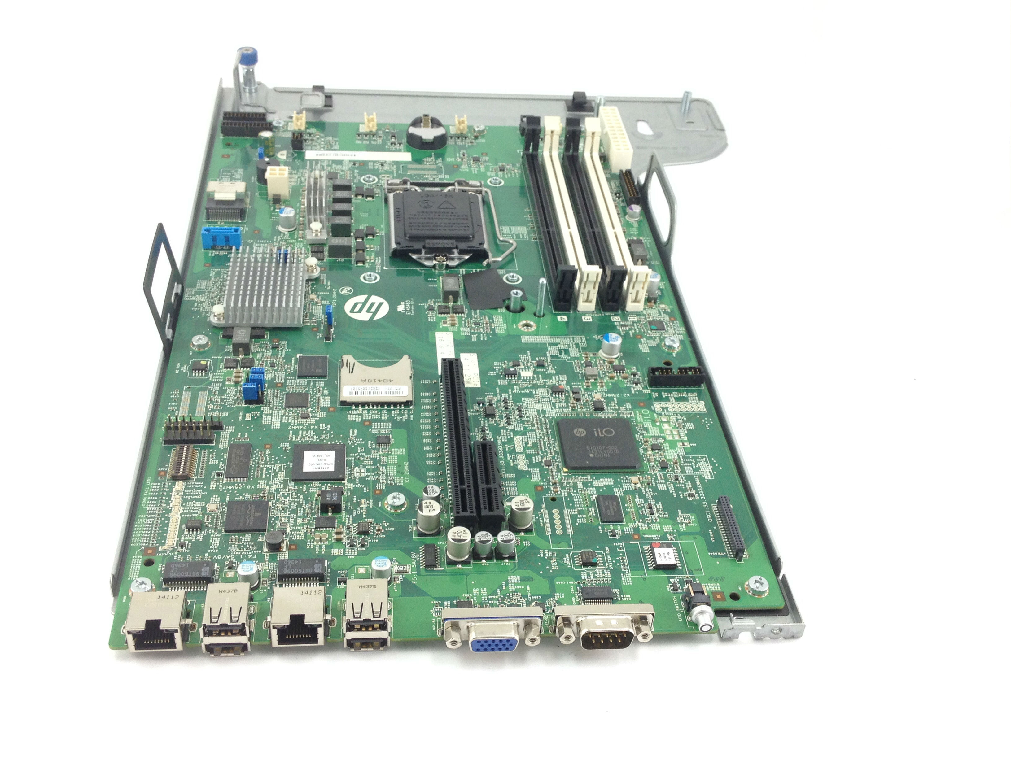 HP DL320E G8 V1 Server System Board w/ Tray (686659-001)