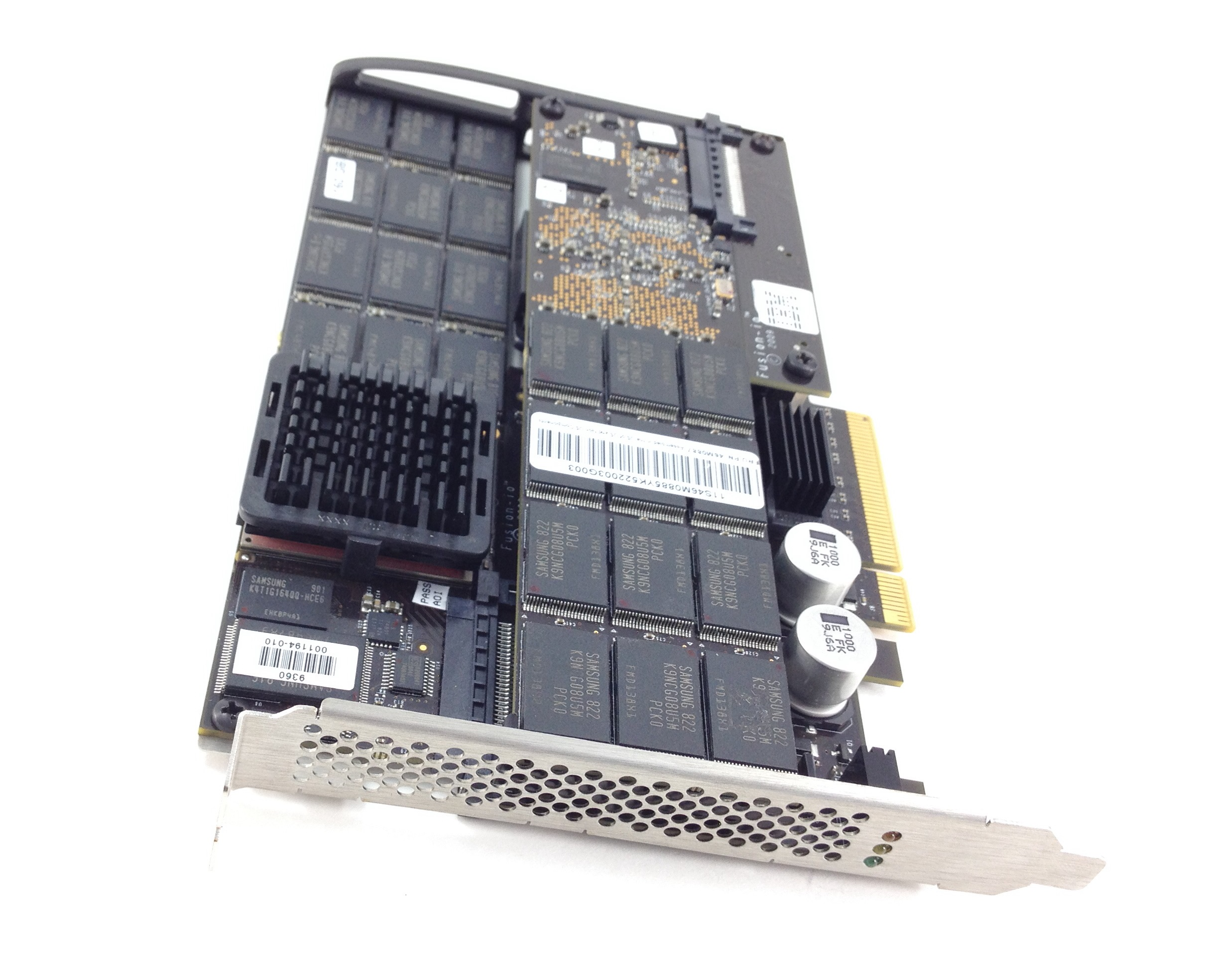 IBM 320GB High IOPS SD Class  PCI-E Solid State Drive SSD (46M0887)