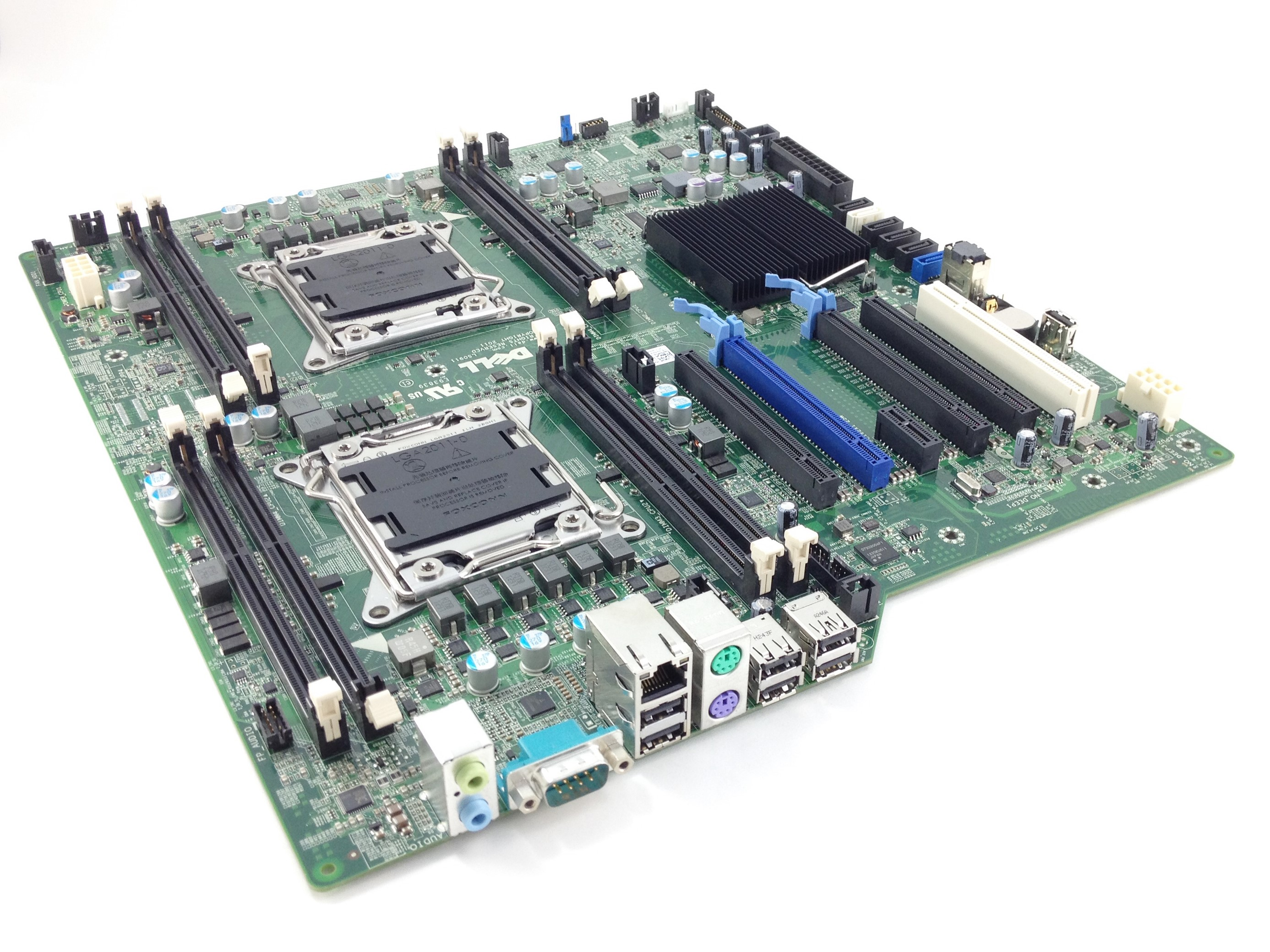Dell Precision T5600 Dual Socket LGA2011 System Board (0GN6JF)