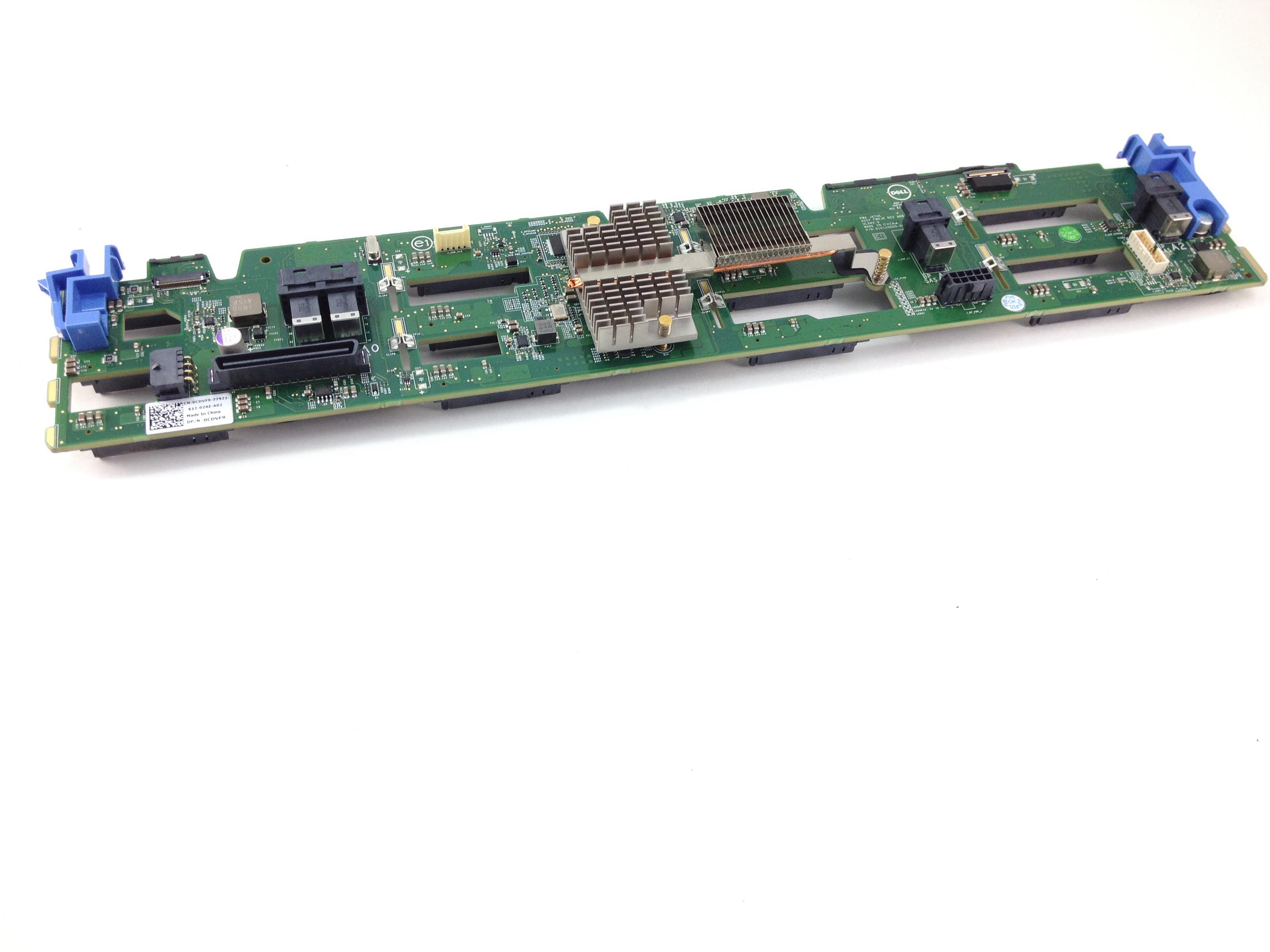 Dell PowerEdge R730xd 12 X 3.5'' LFF HDD Backplane (CDVF9)