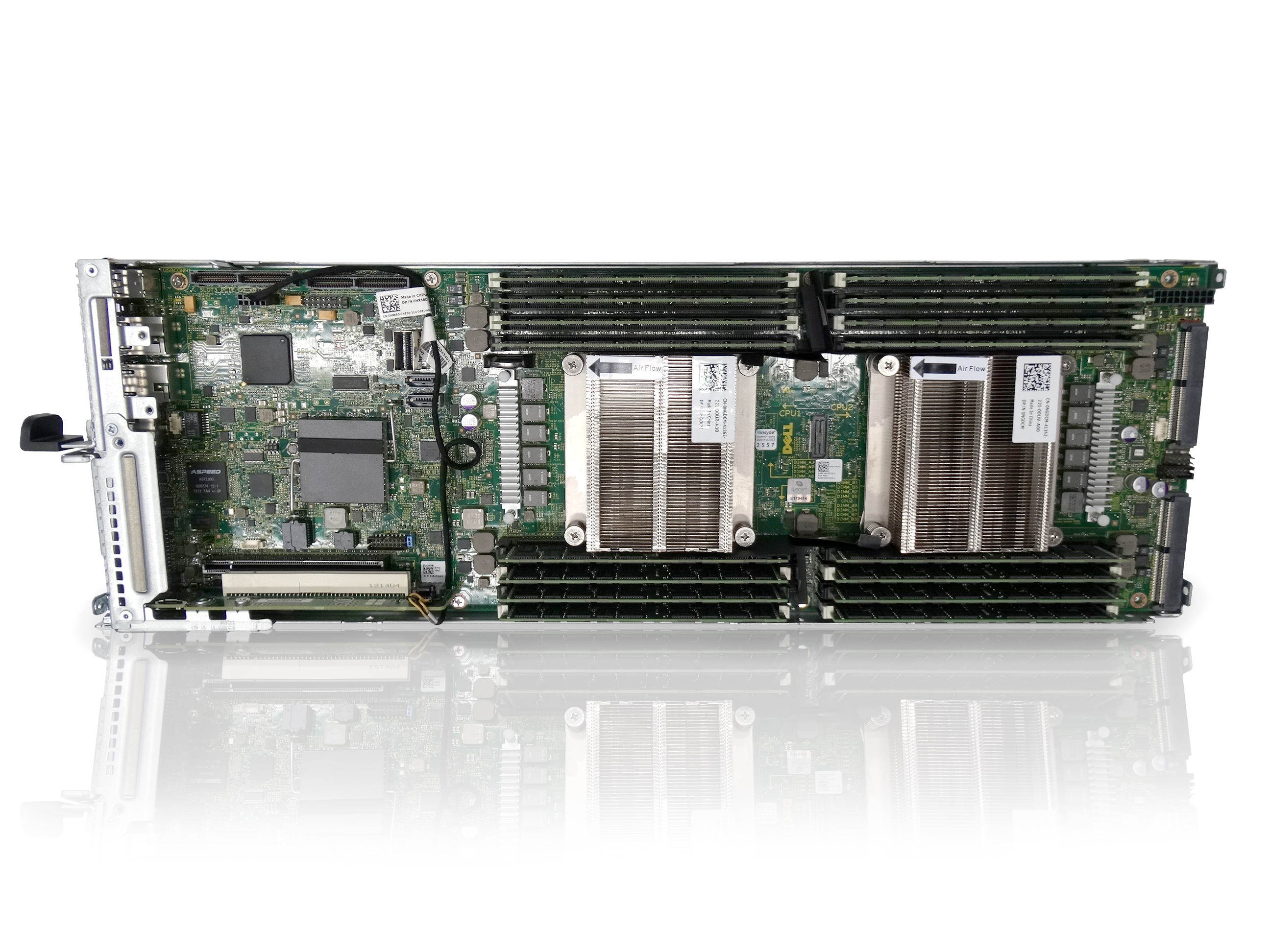 Dell PowerEdge C6220 System Board (3C9JJ)