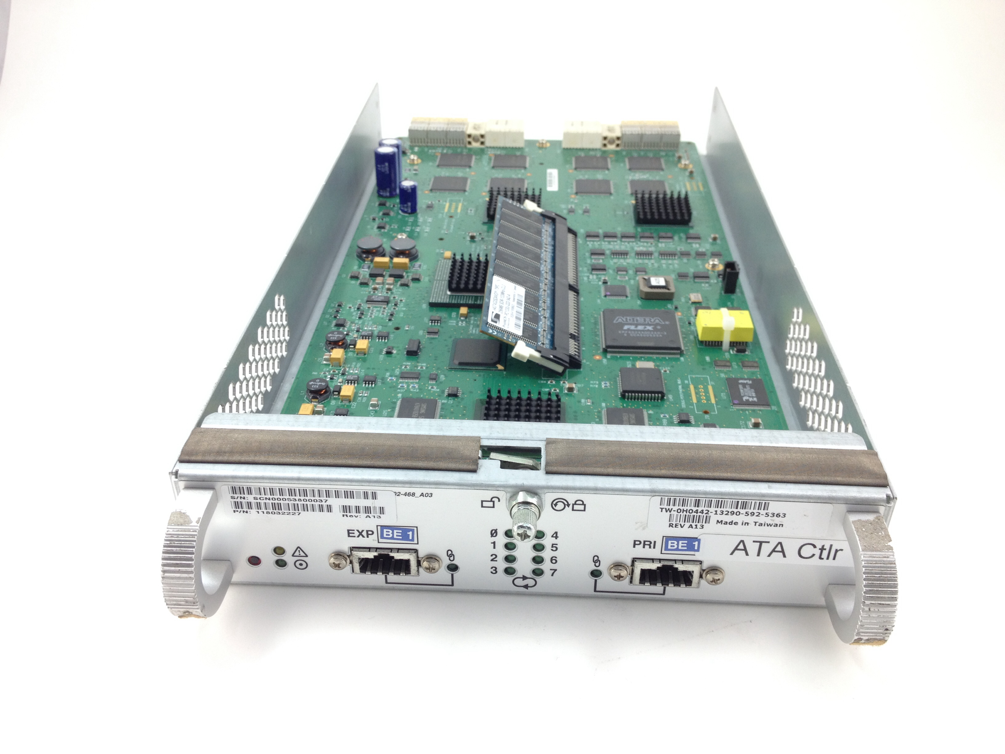 Dell EMC Ata Controller Card Board Rev A13 w/ 256MB RAM (H0442)