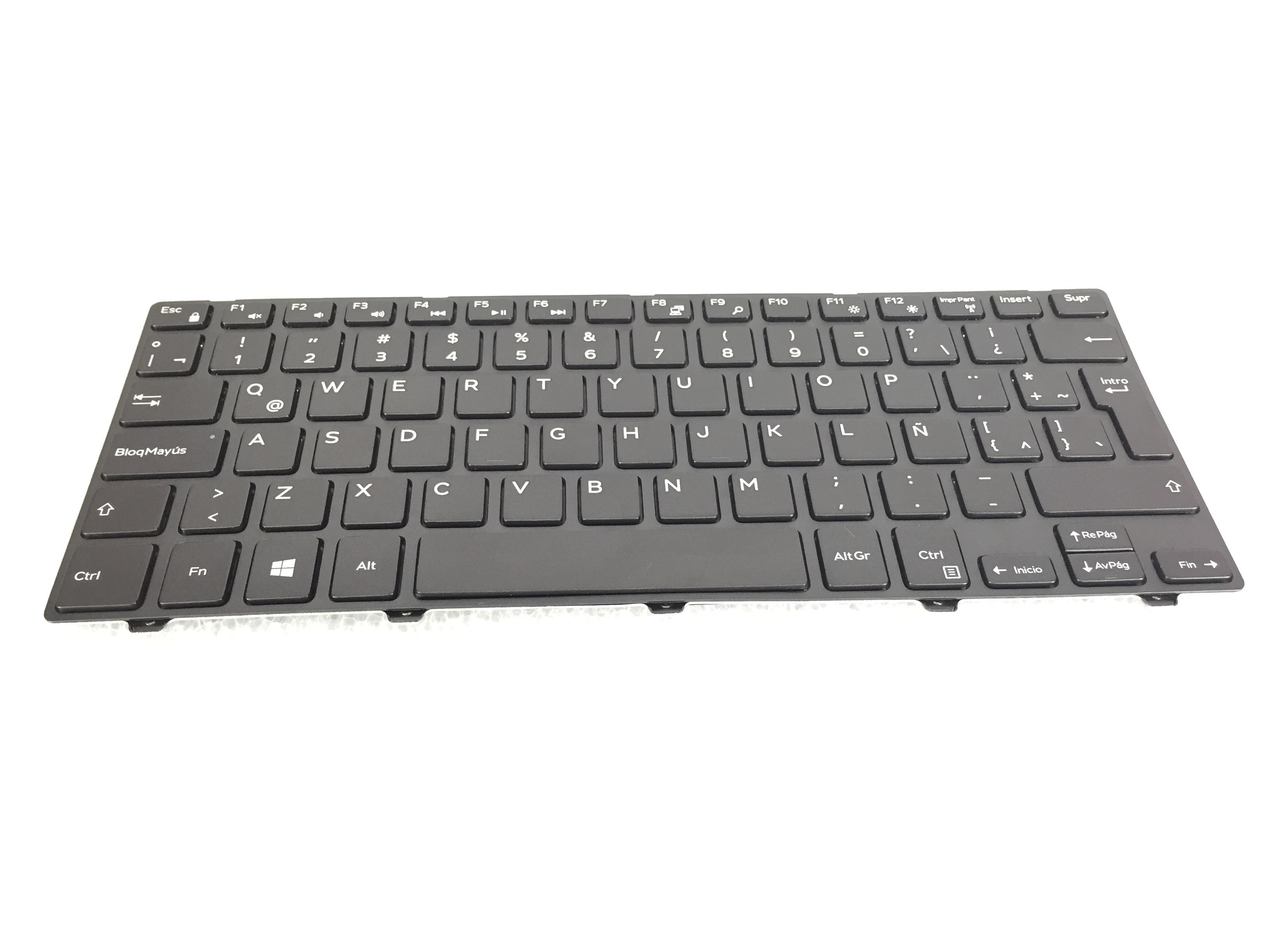 Dell Inspirion 14 3442 5451 5455 5458 Laptop Keyboard (0TCKCW)