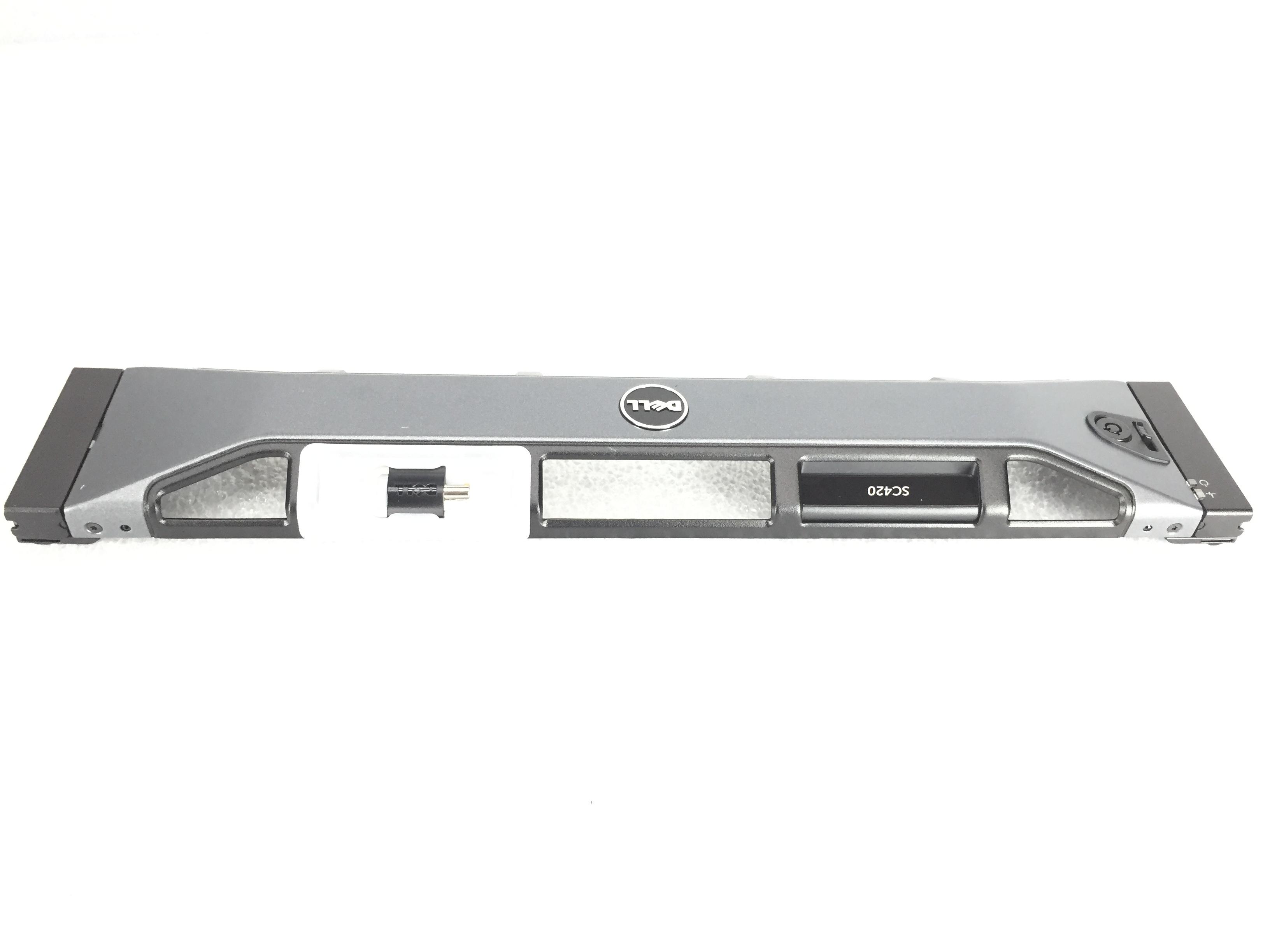 Dell PowerEdge Sc420 Front Bezel w/ Key (0FXV9H)