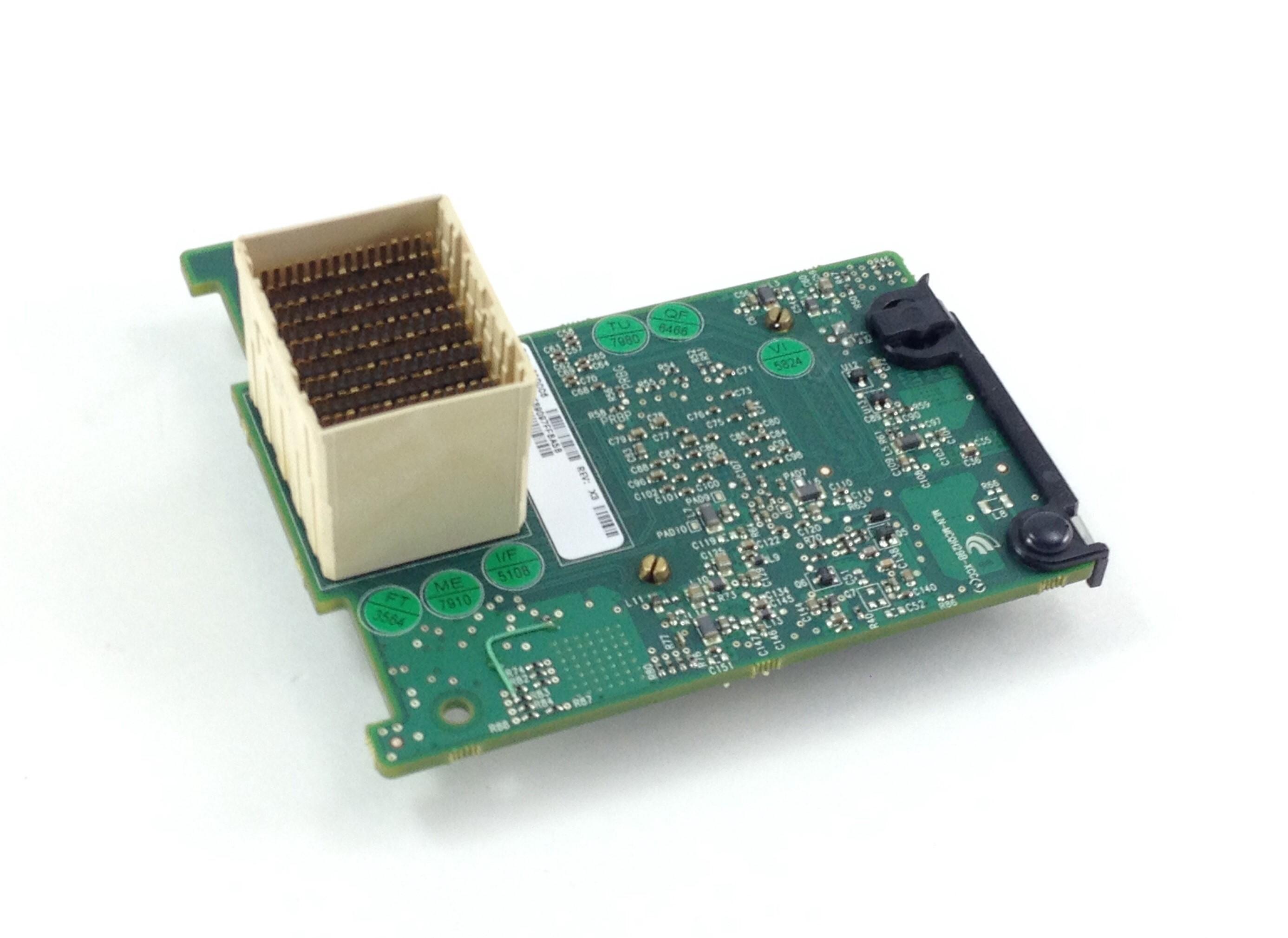 Dell Mellanox Mcqh29B-Xcc Vpi Mezzanine Card (9DCC6)