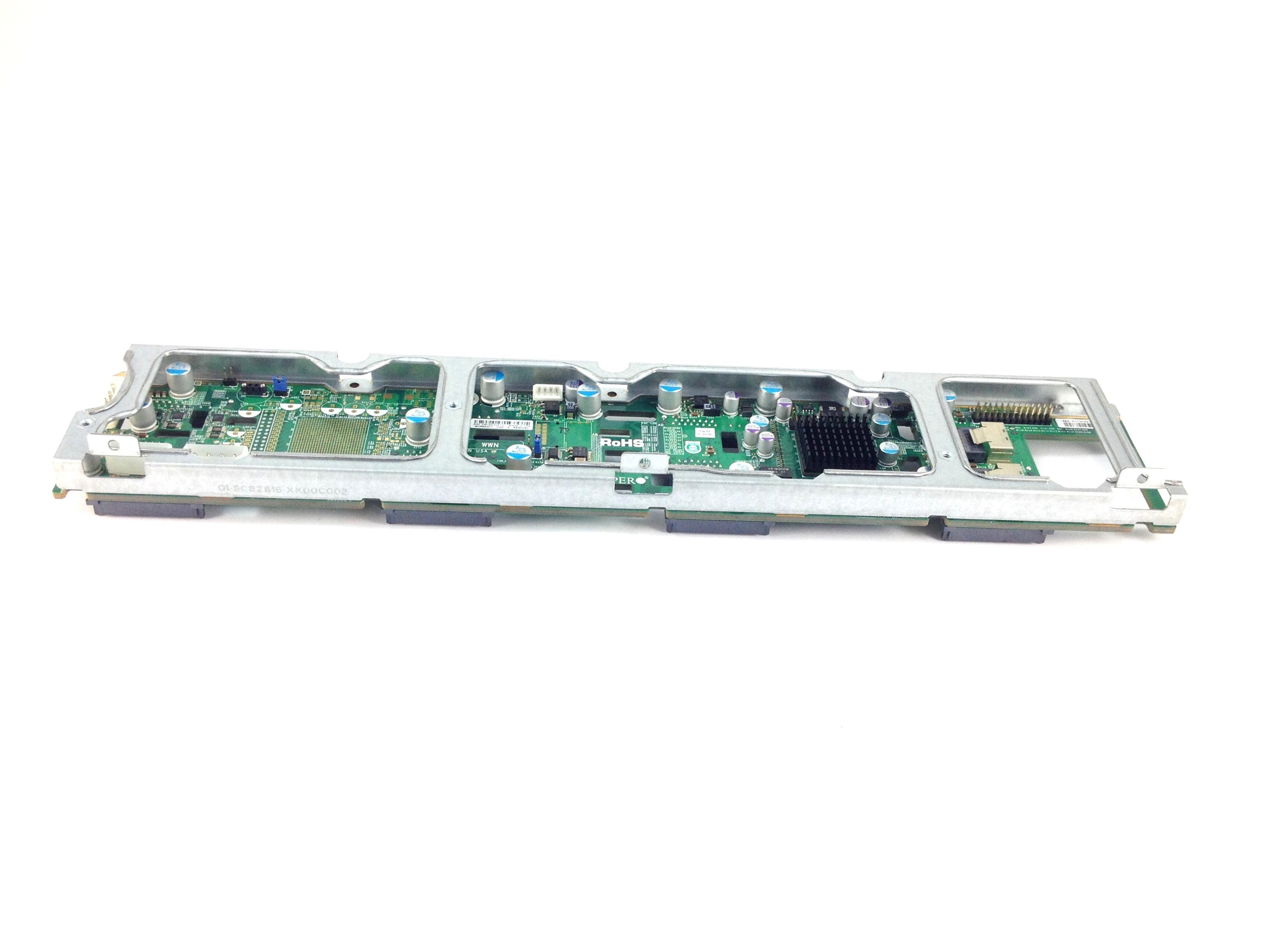 Supermicro 2U 12 Bay SAS / SATA 3.5'' HDD Backplane for 6027R (BPN-SAS2-826EL1)