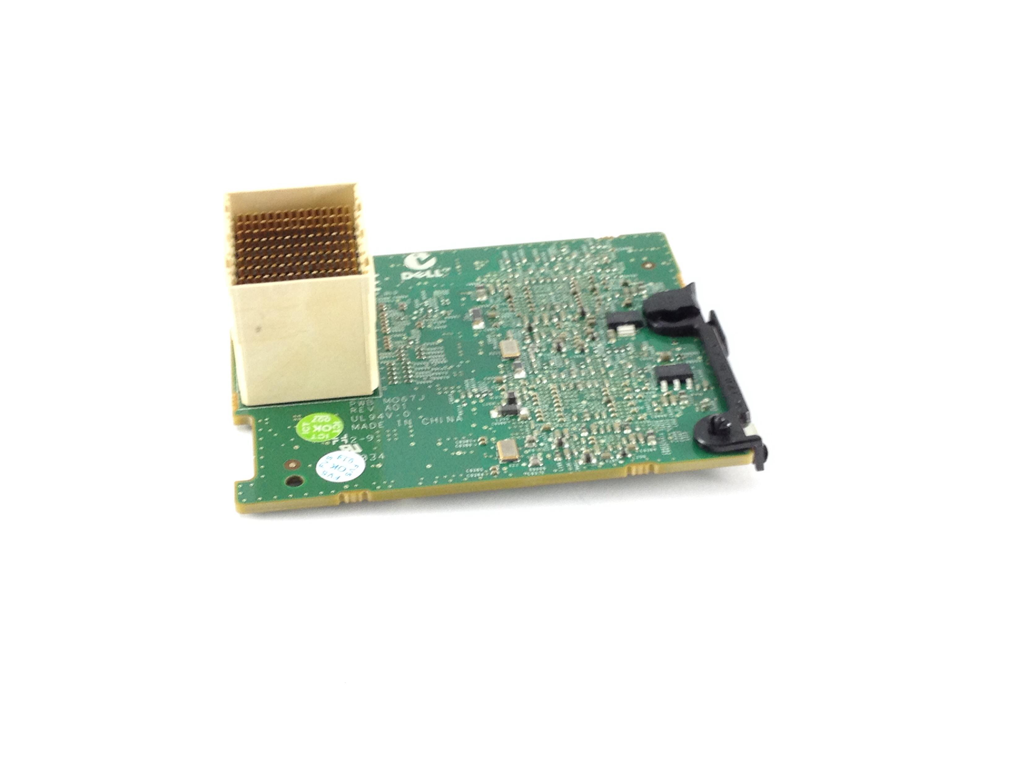 Dell Broadcom 5709 1GB Quad Port Mezzanine Ethernet Card (0JP7D)