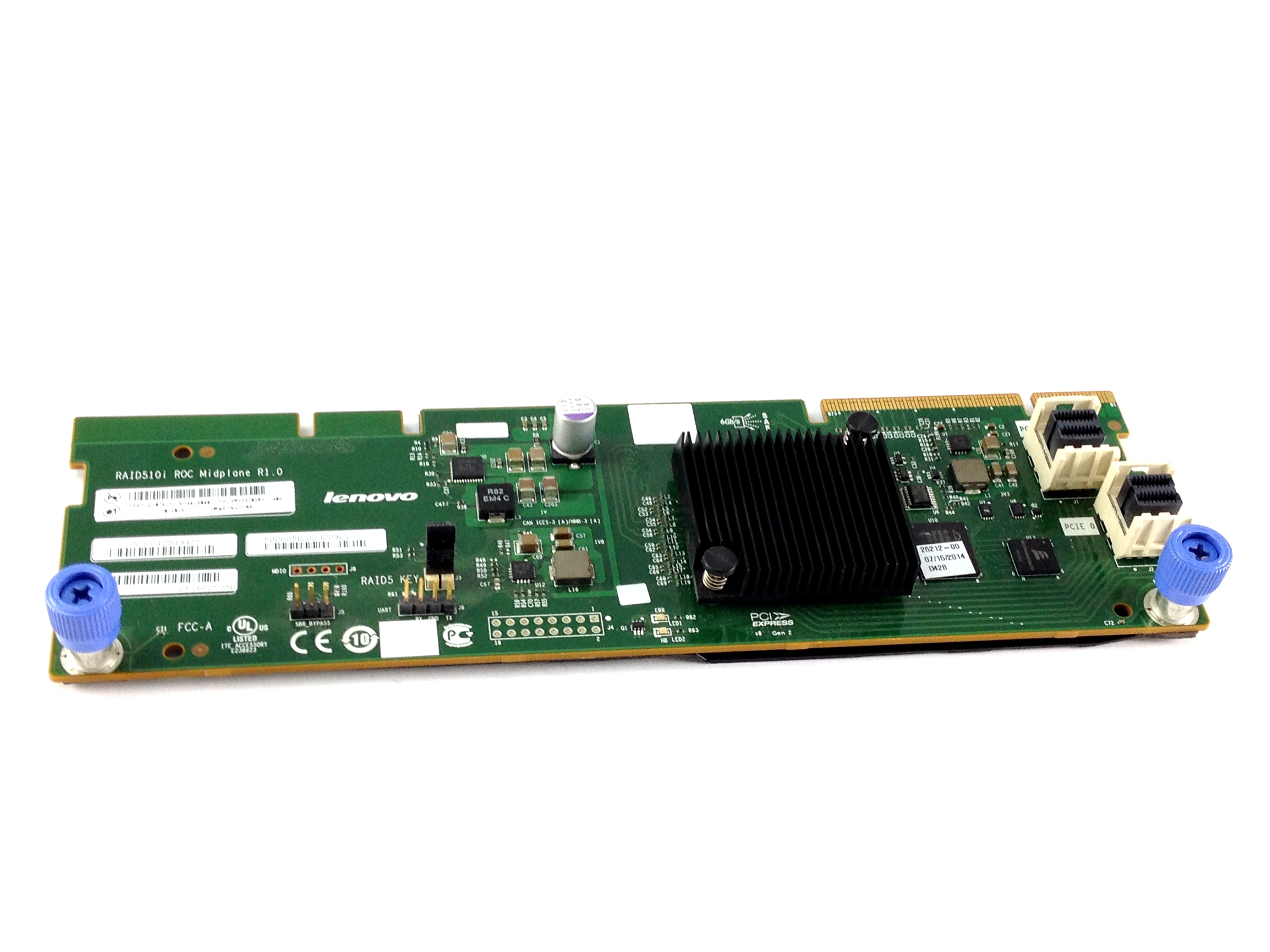 Lenovo ThinkServer RD650 Raid 510I Anyraid Adapter (03T8593)