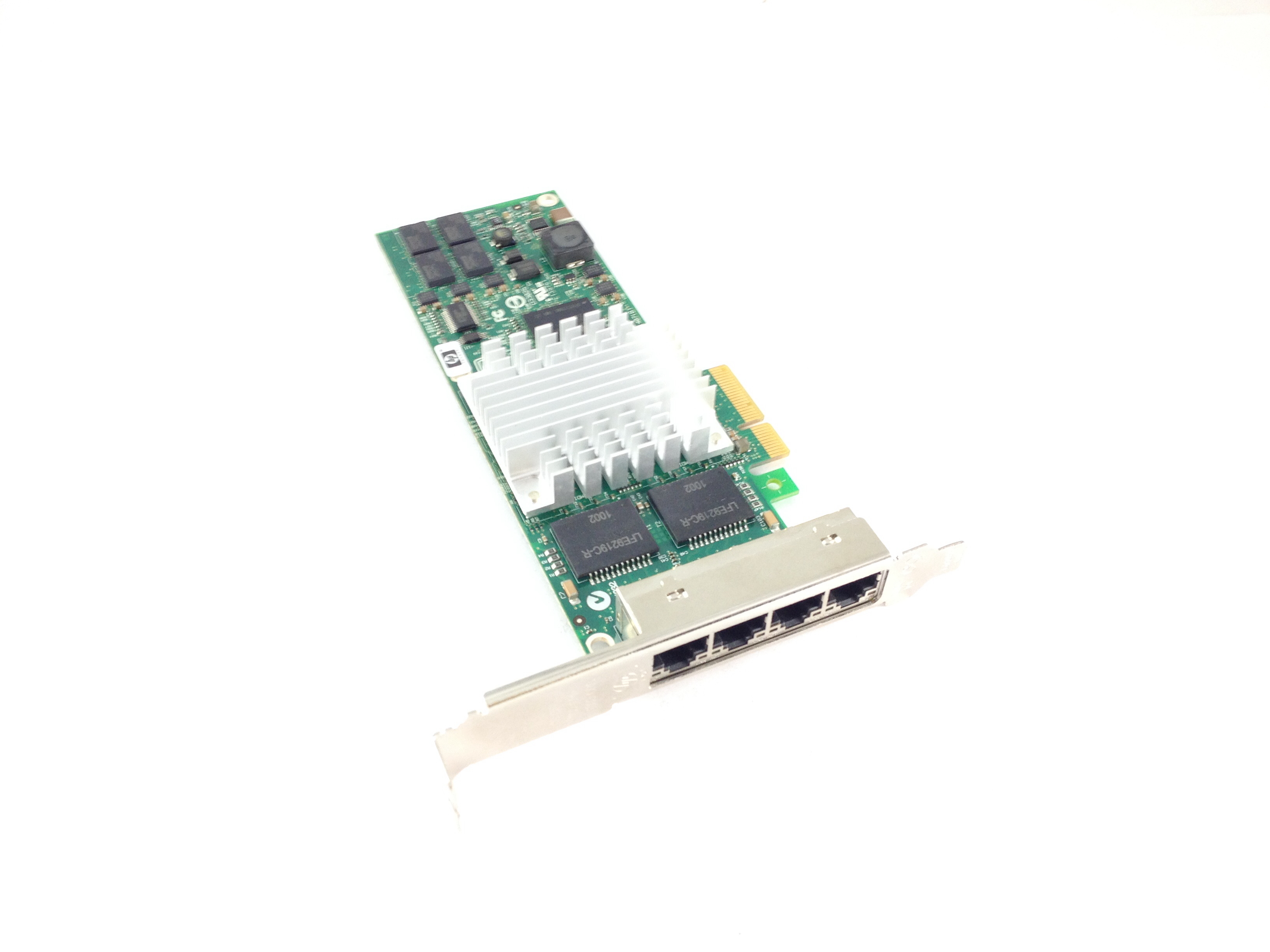 HP 1Gbe 1000Base-T Nc364T Quad Port PCI-E Server Adapter (AD339-60001)