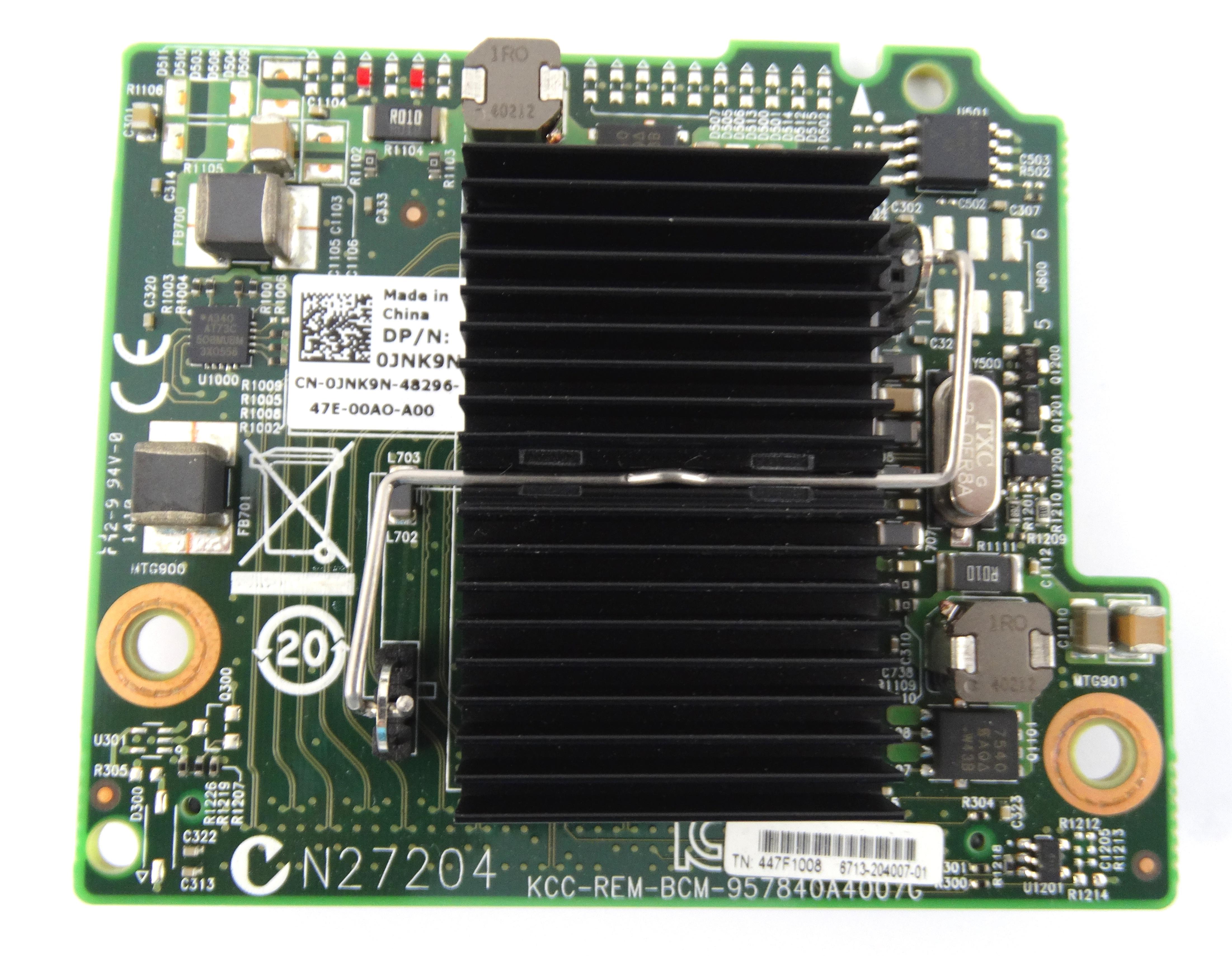 Dell Broadcom 10Gbe 4 Port Daughter Card (BROADCOM)