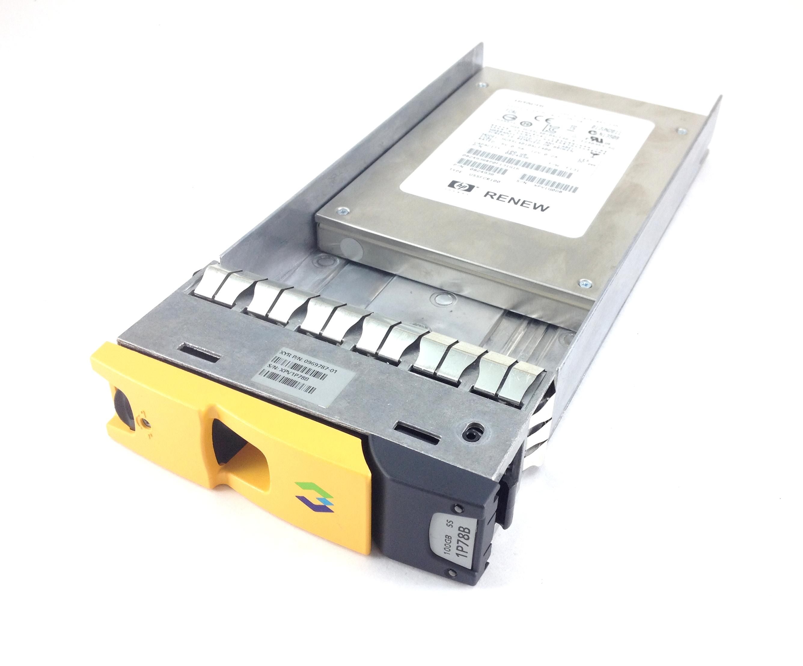 HP 3Par Hitachi SSD400S 100GB 4Gbps FC 3.5'' SSD (0B24938)