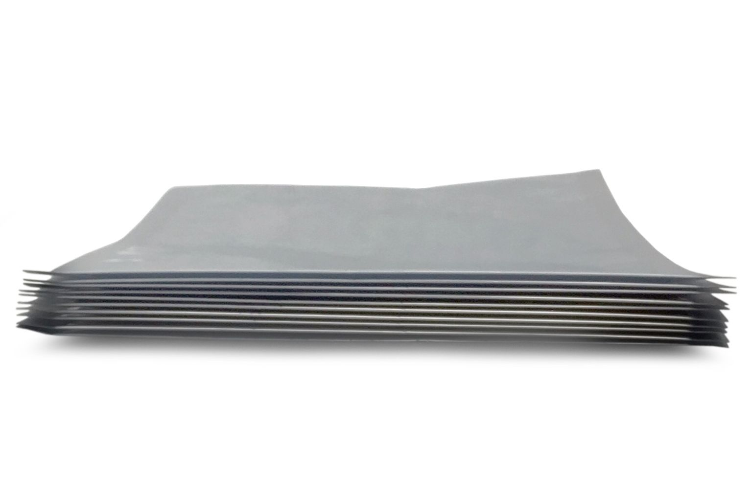 PAck Of 500 8'' X 10'' Esd 3.1 Mils Open Top Anti Static Shielding Bags (SS0810)