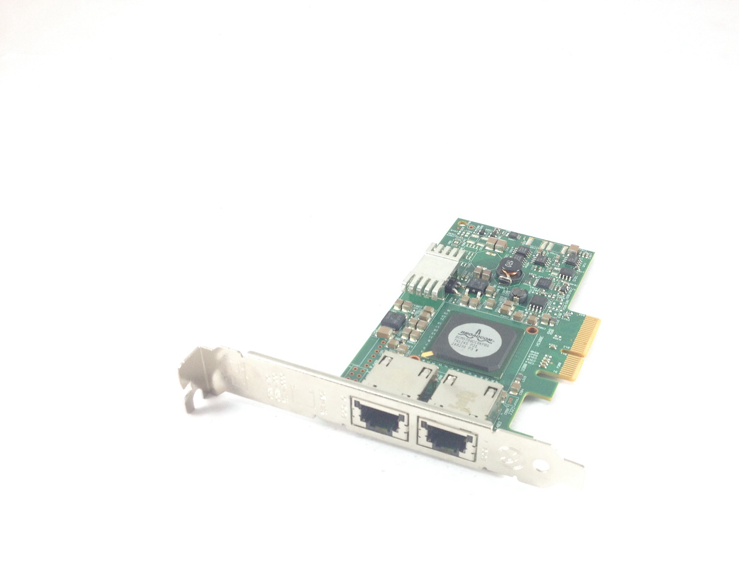 IBM Broadcom 5709 Dual Gigabit Ethernet Adapter PCI-E Network Card (49Y7947)