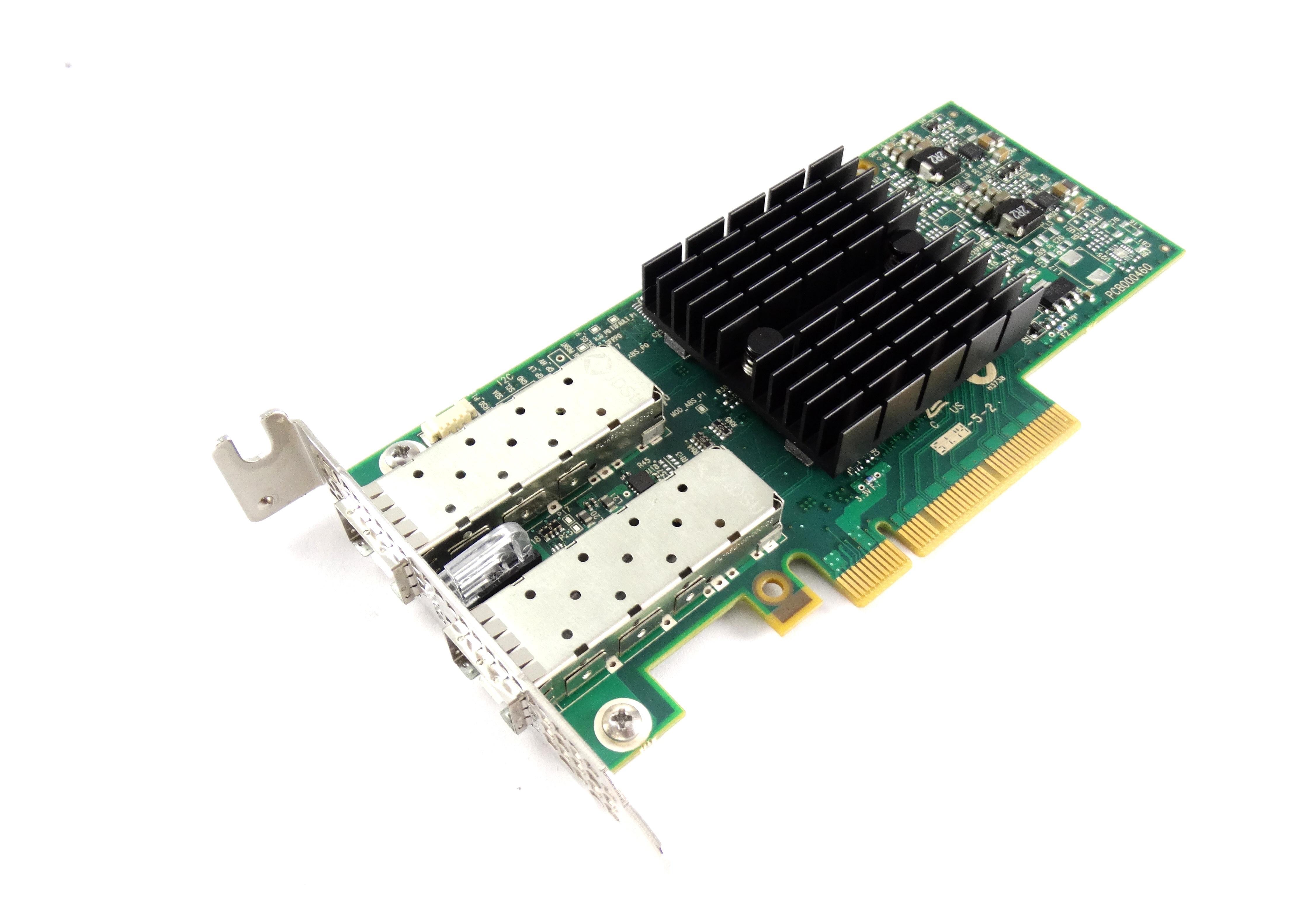 Mellanox Connectx-3 Pro En 10Gbe Dual Port Network Interface Card (MCX312C-XCCT)