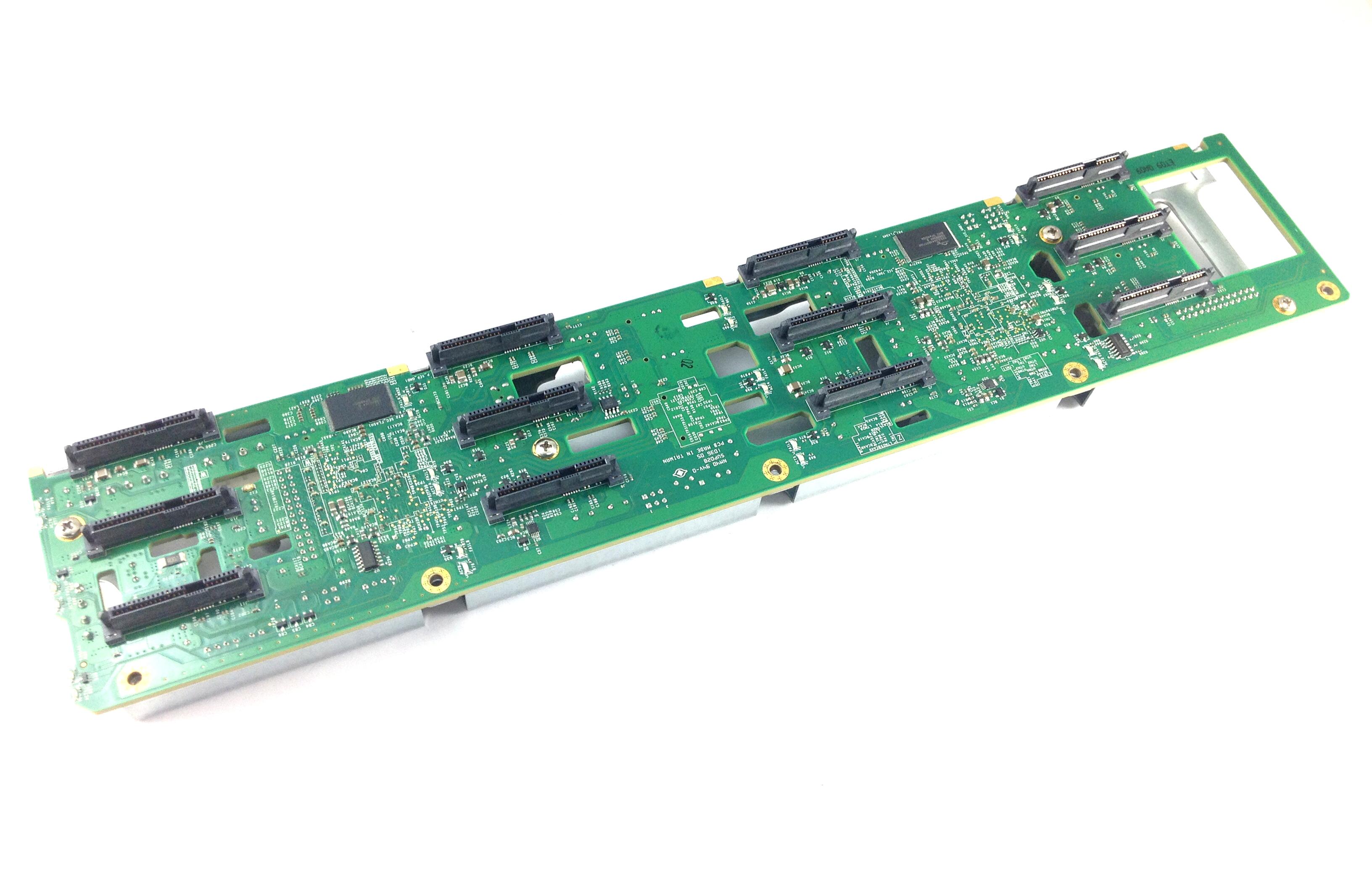 Supermicro 2U 12 Bay SAS2 HDD Backplane w/ Dual SAS2Exp (BPN-SAS2-826EL2)